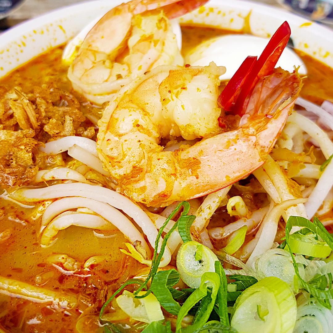 Noo.Me Rotterdam Netherlands Menu Noodle Soup Malaysian Laksa Seafood Asian Food