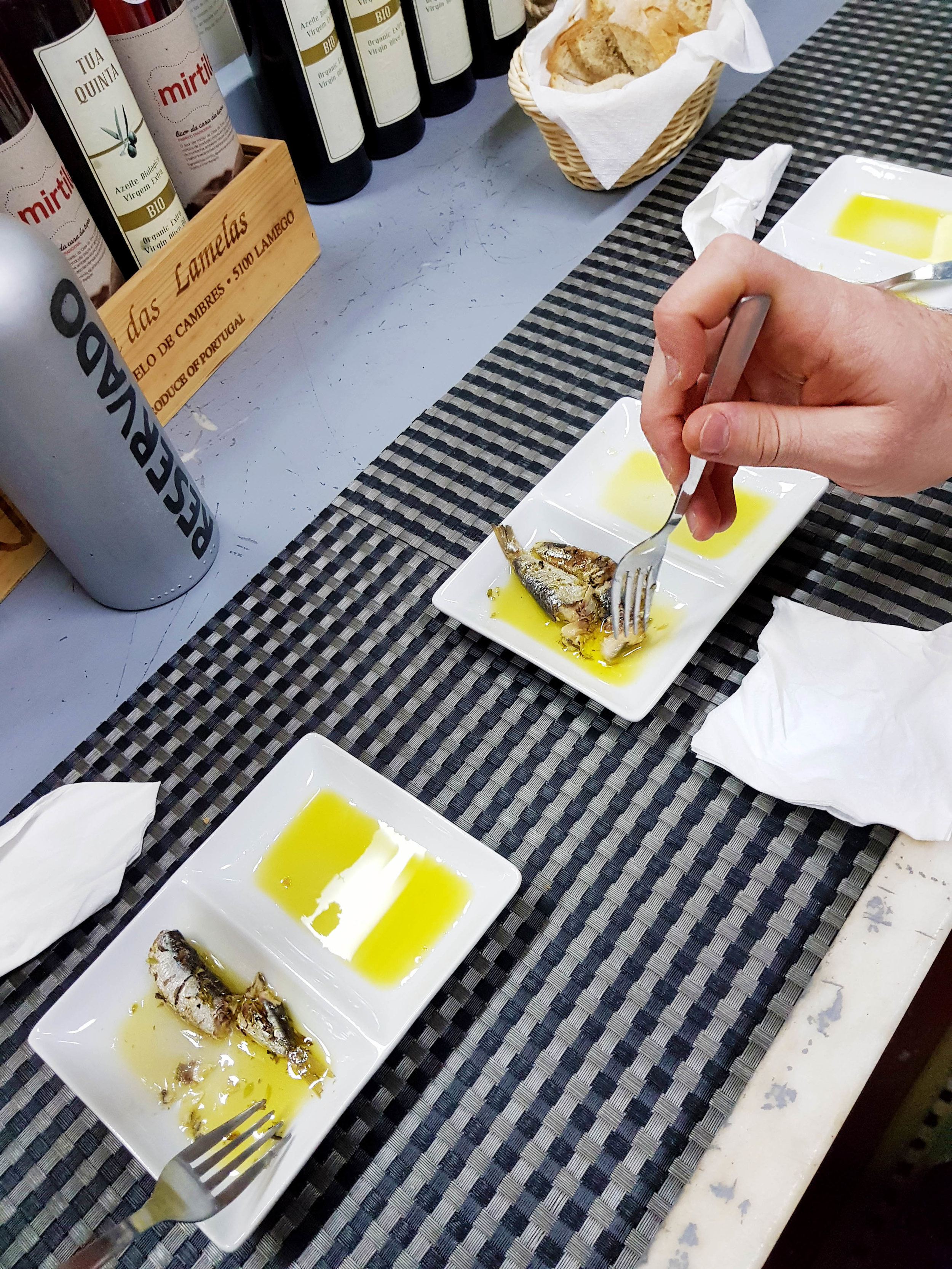 Taste Porto Food Tours Portugal Sardines Olive Oil Market