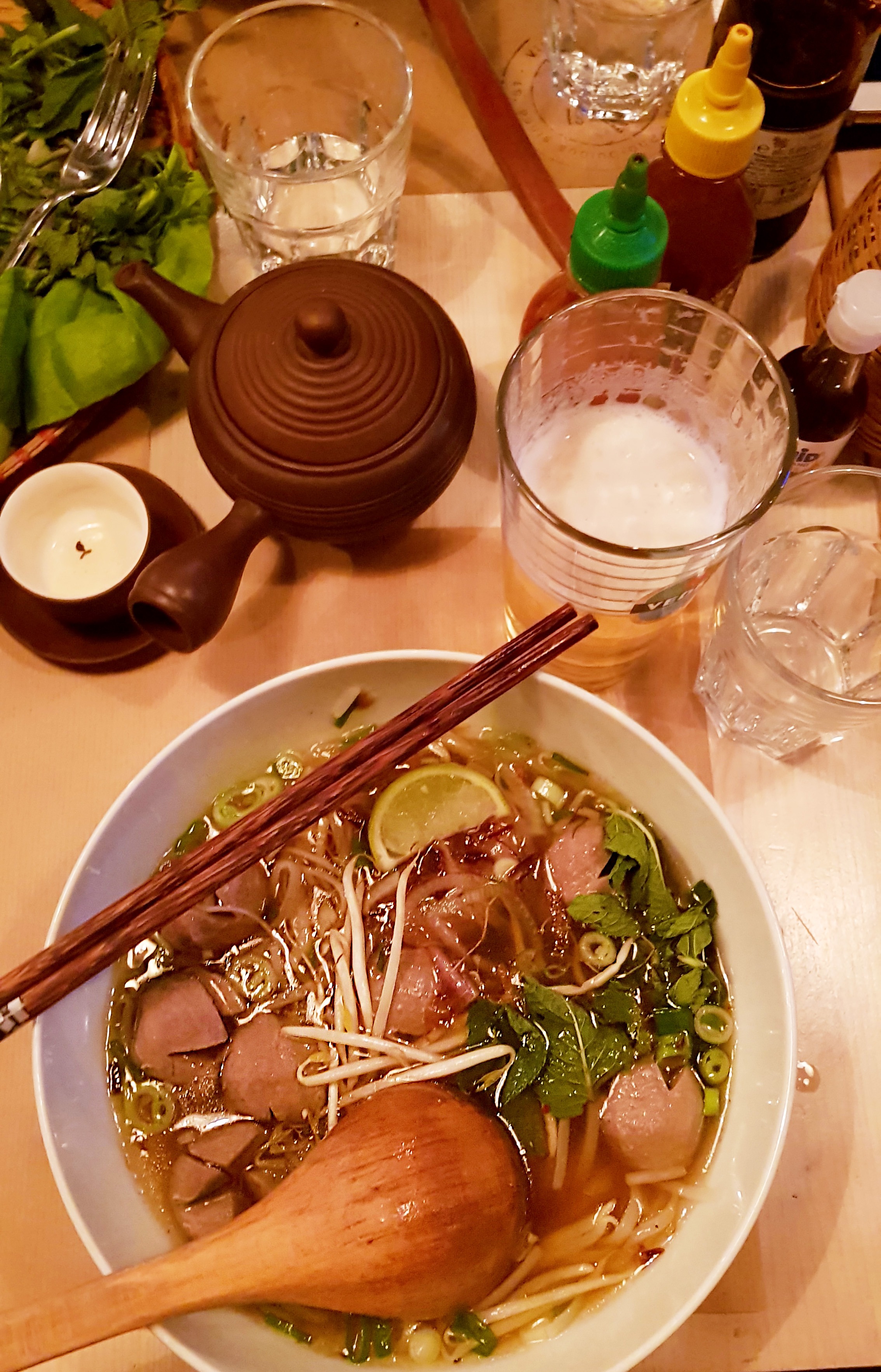 Pho 61 Vietnamese Noodle Soup Restaurant Antwerp Belgium The Asian Craving food and travel Europe