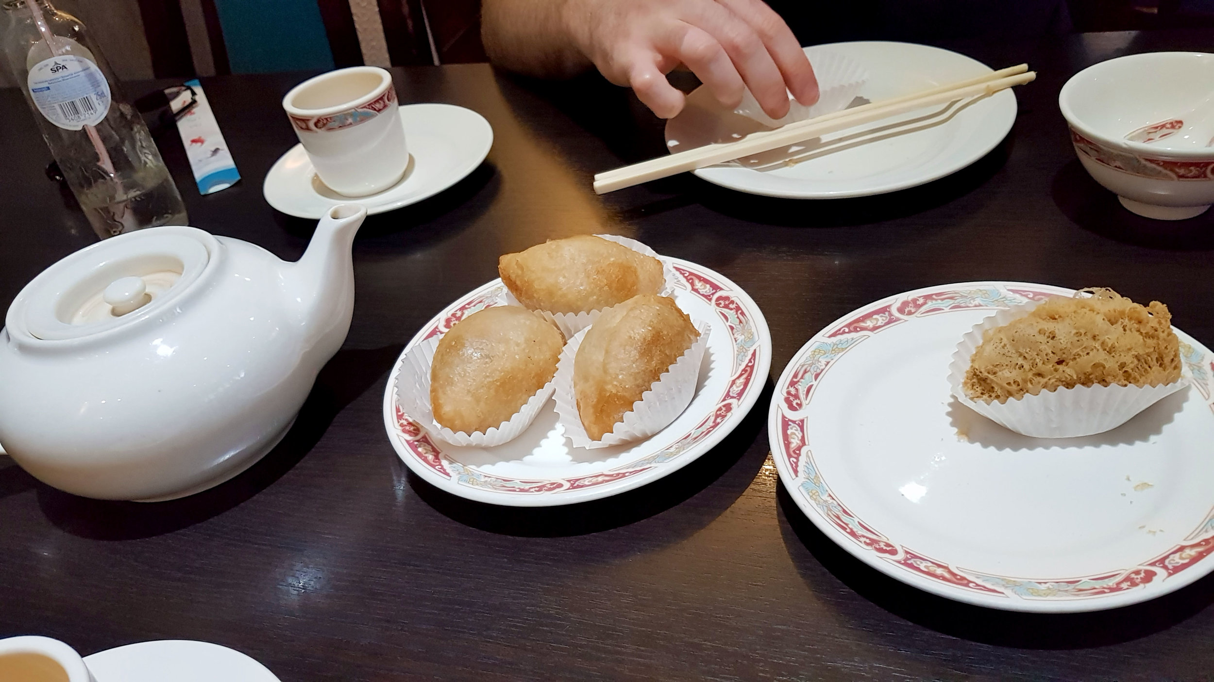 Tai Wu Chinese Dim Sum Restaurant Rotterdam Netherlands dumplings haam sui gau wu gok asian craving travel