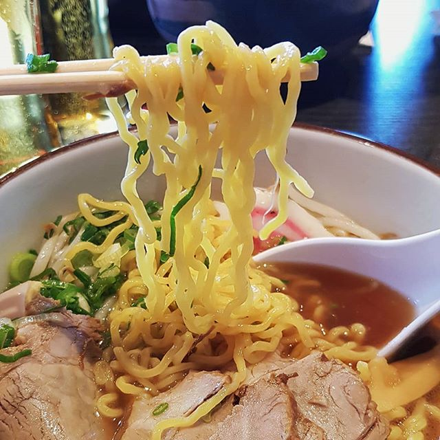 Happy Sunday, y'all! Hope the sun is shining where you are 🍜☀🍜 . #ramenlover #ramenislife #rotterdamramen #rotterdamrestaurants #eatrotterdam