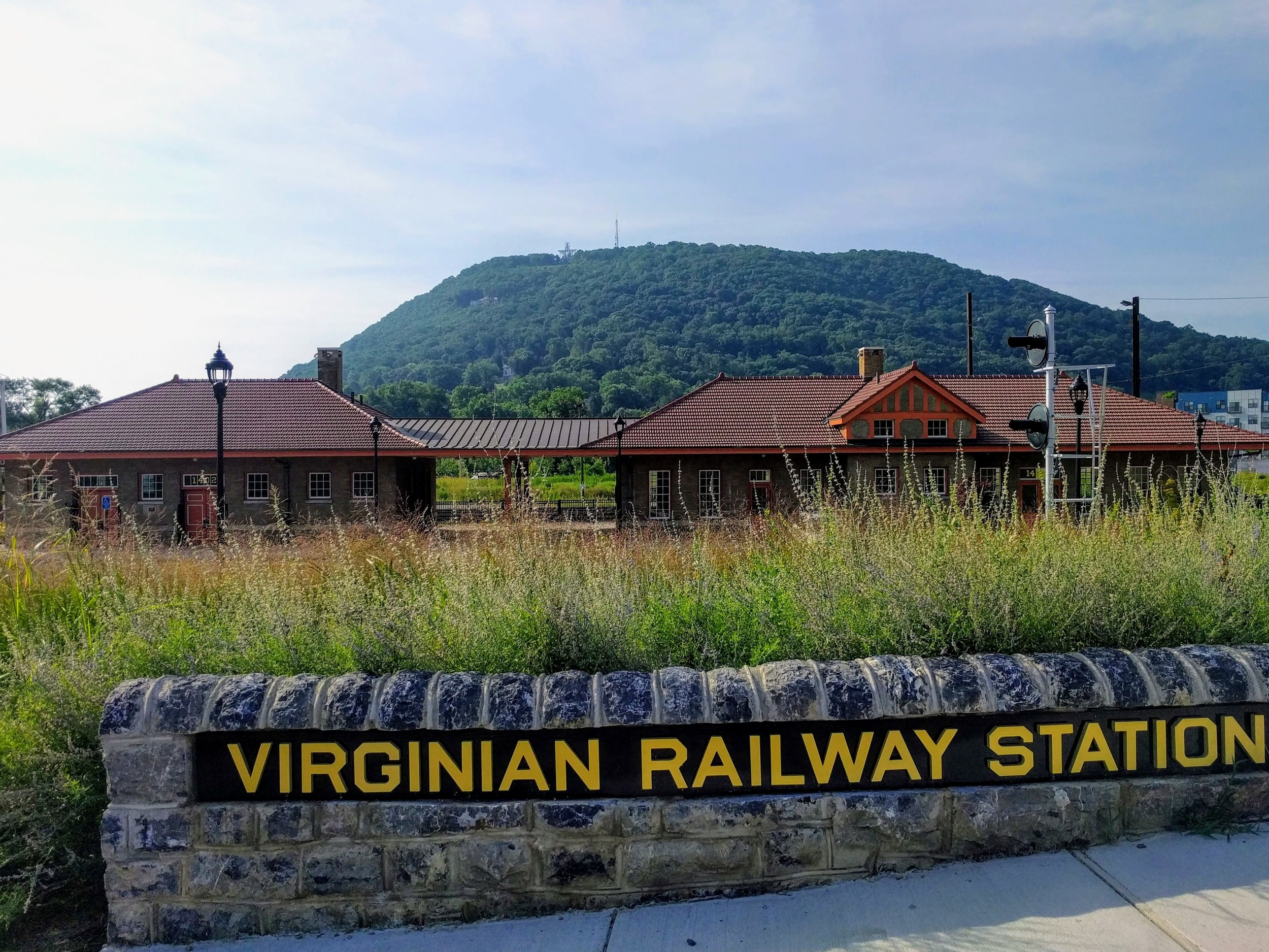 Virginia Railway Station