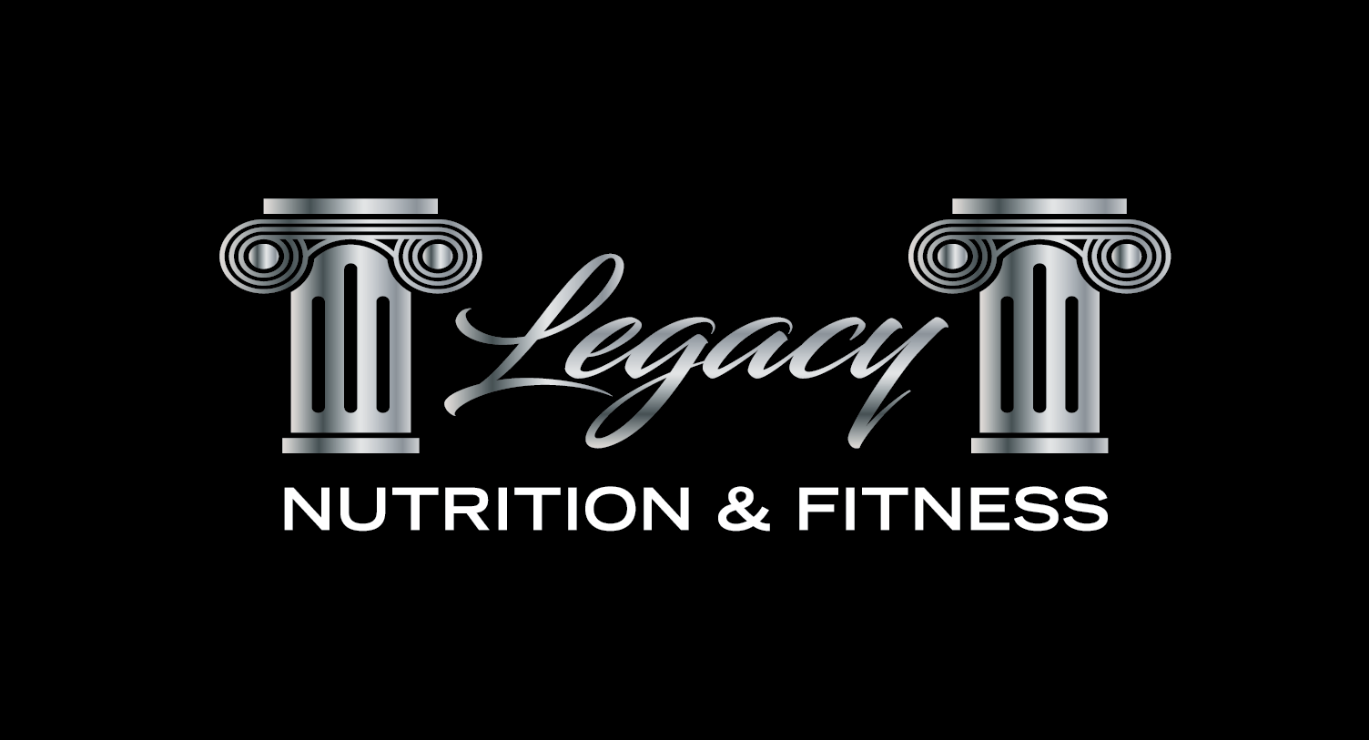 LEGACY NUTRITION AND FITNESS - PLATINUM SPONSOR