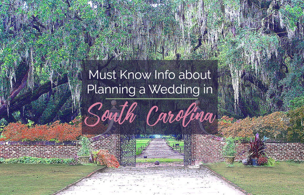 Must Know Info about Planning a Wedding in South Carolina | Palmetto State Weddings