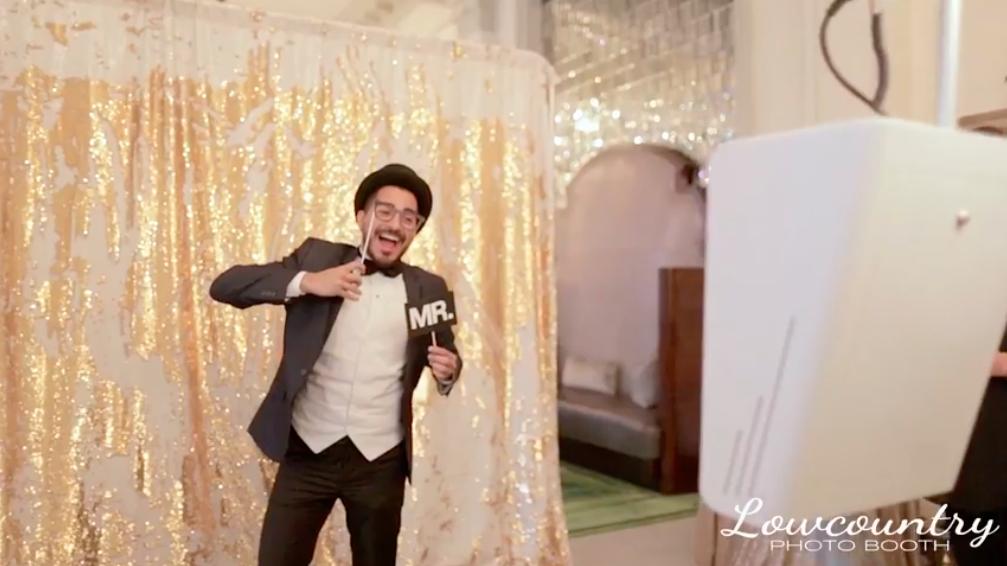 Spotlight on: Lowcountry Photo Booth | Palmetto State Weddings