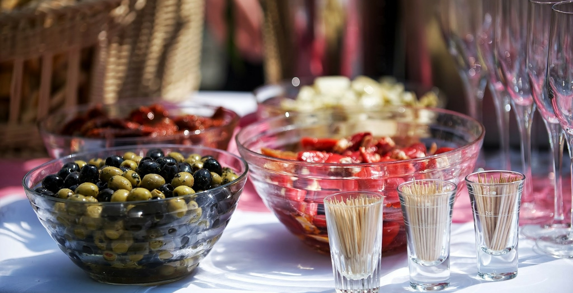 Midlands and Columbia Catering | Palmetto State Weddings