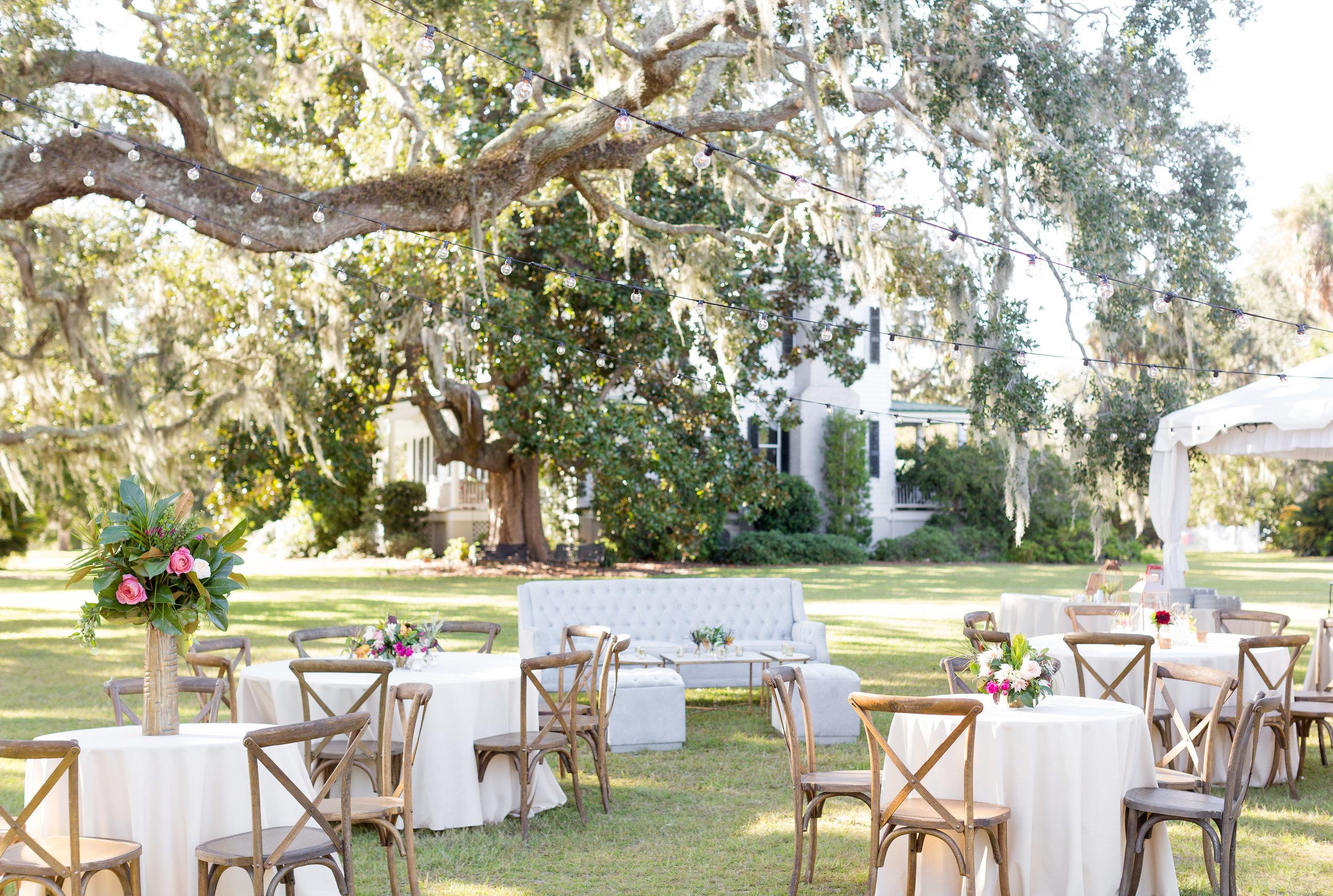 Carrie + Douglas: Dream Edisto Island Wedding at Cypress Tree Plantation | Palmetto State Weddings