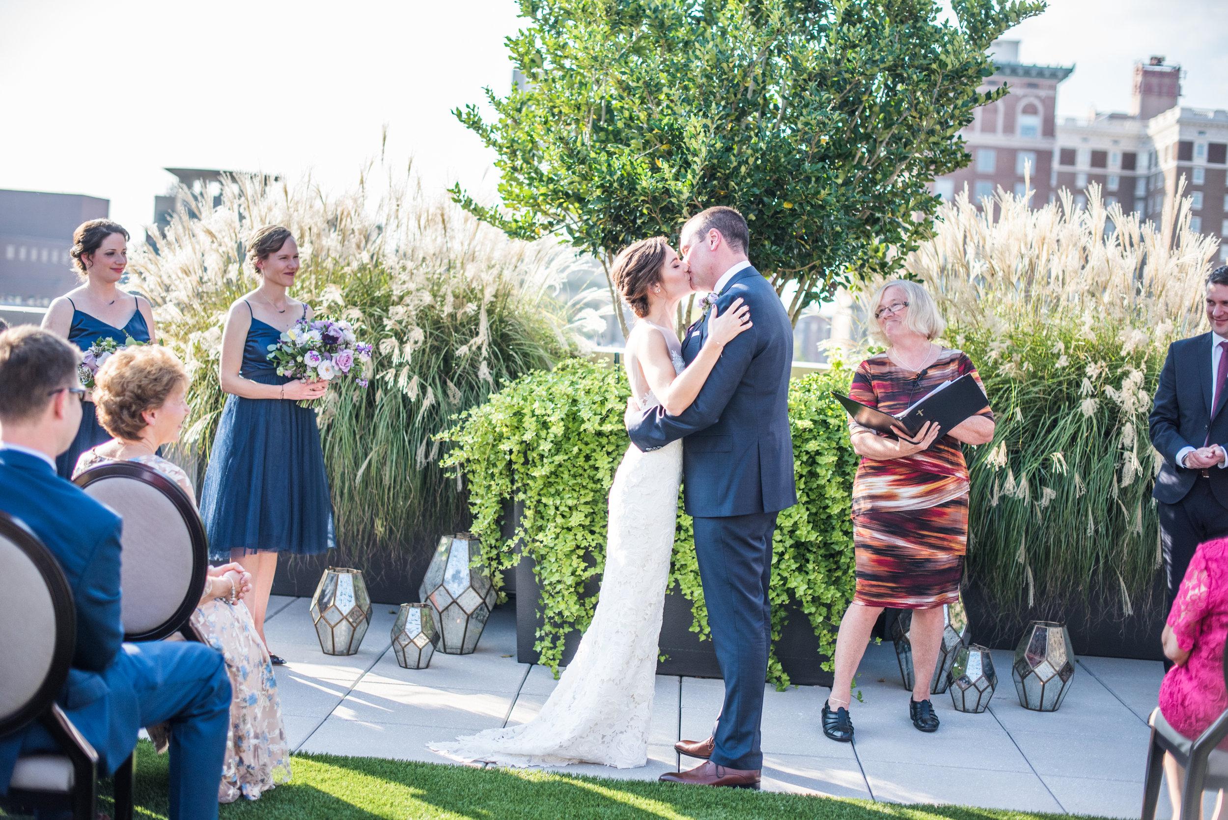 Lauren + Chris: Transatlantic Celebration in Downtown Greenville | Palmetto State Weddings