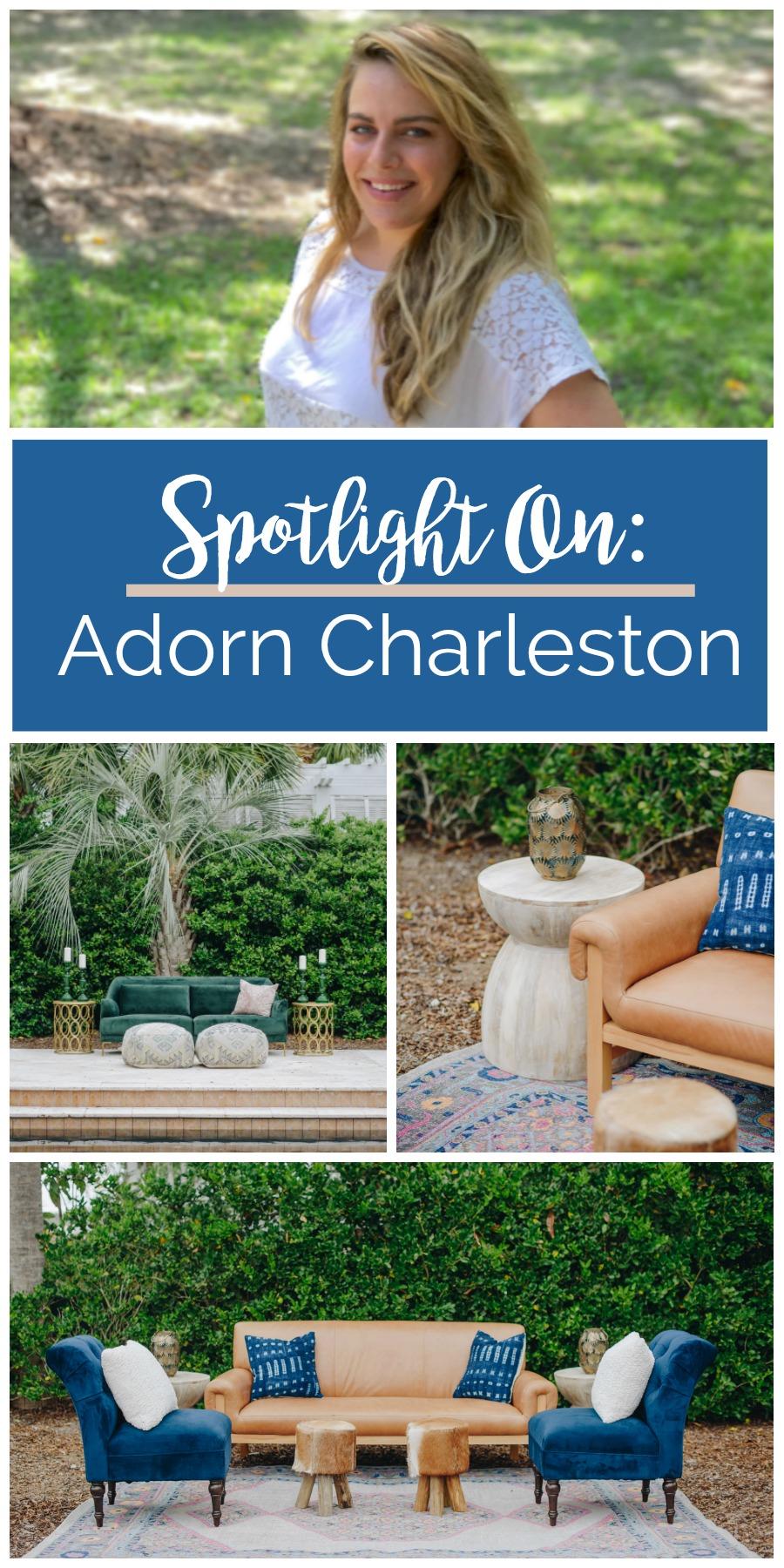 Spotlight On: Adorn Charleston Weddings and Event Rentals | Palmetto State Weddings
