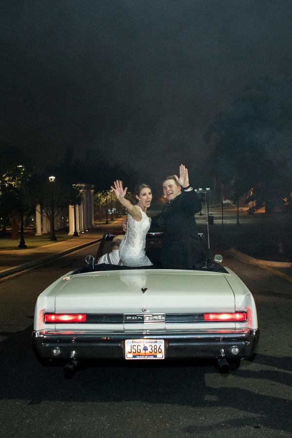 Morgan + Luke: A Winthrop University Wedding for High School Sweethearts   Palmetto State Weddings