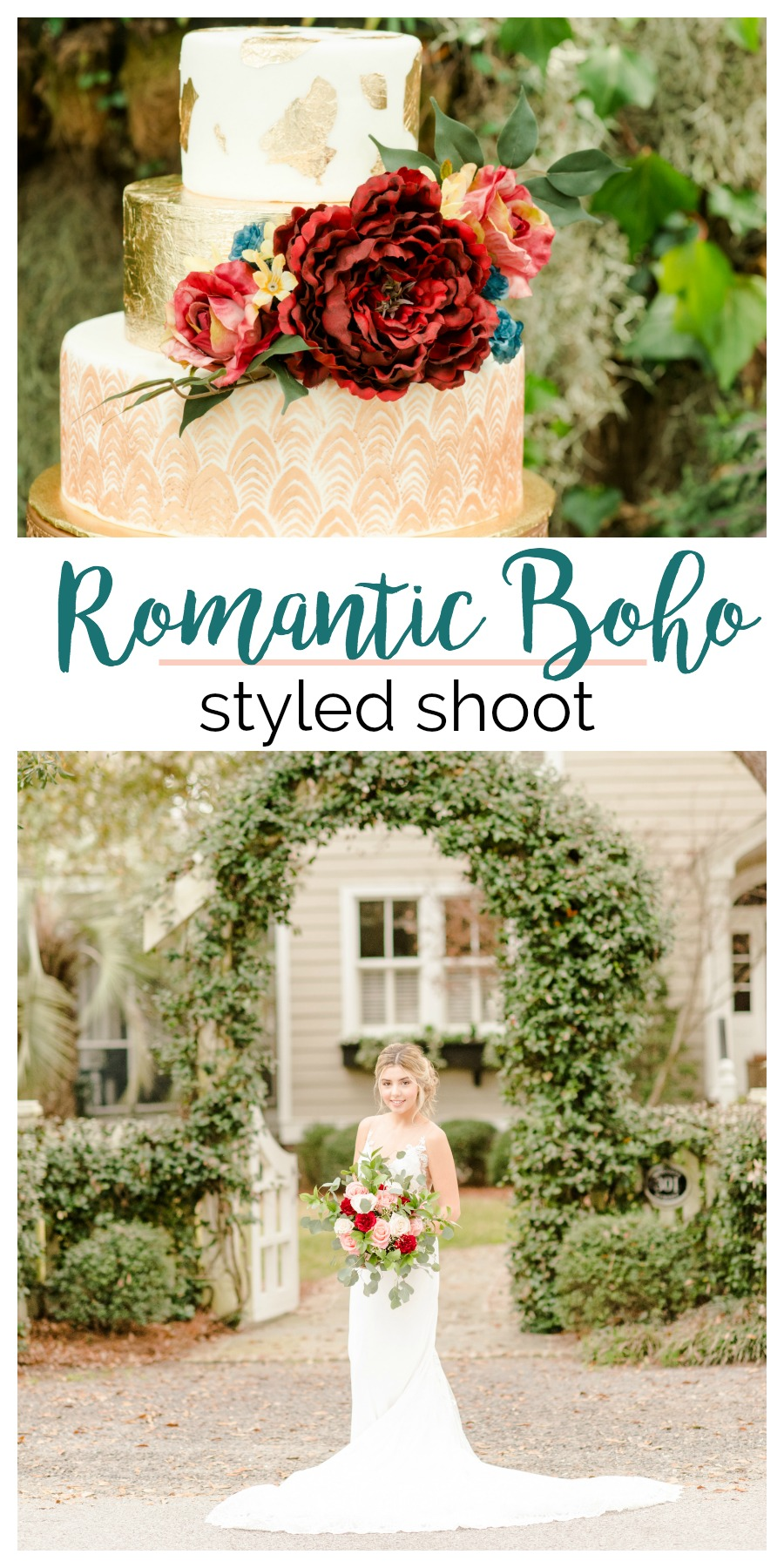 Wedding Inspiration: Romantic Old Village Mount Pleasant Styled Shoot | Palmetto State Weddings | Photography by Candi Leonard Photography