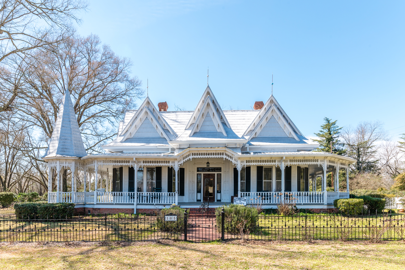 20 South Carolina Bed and Breakfasts Perfect for Weddings | Palmetto State Weddings