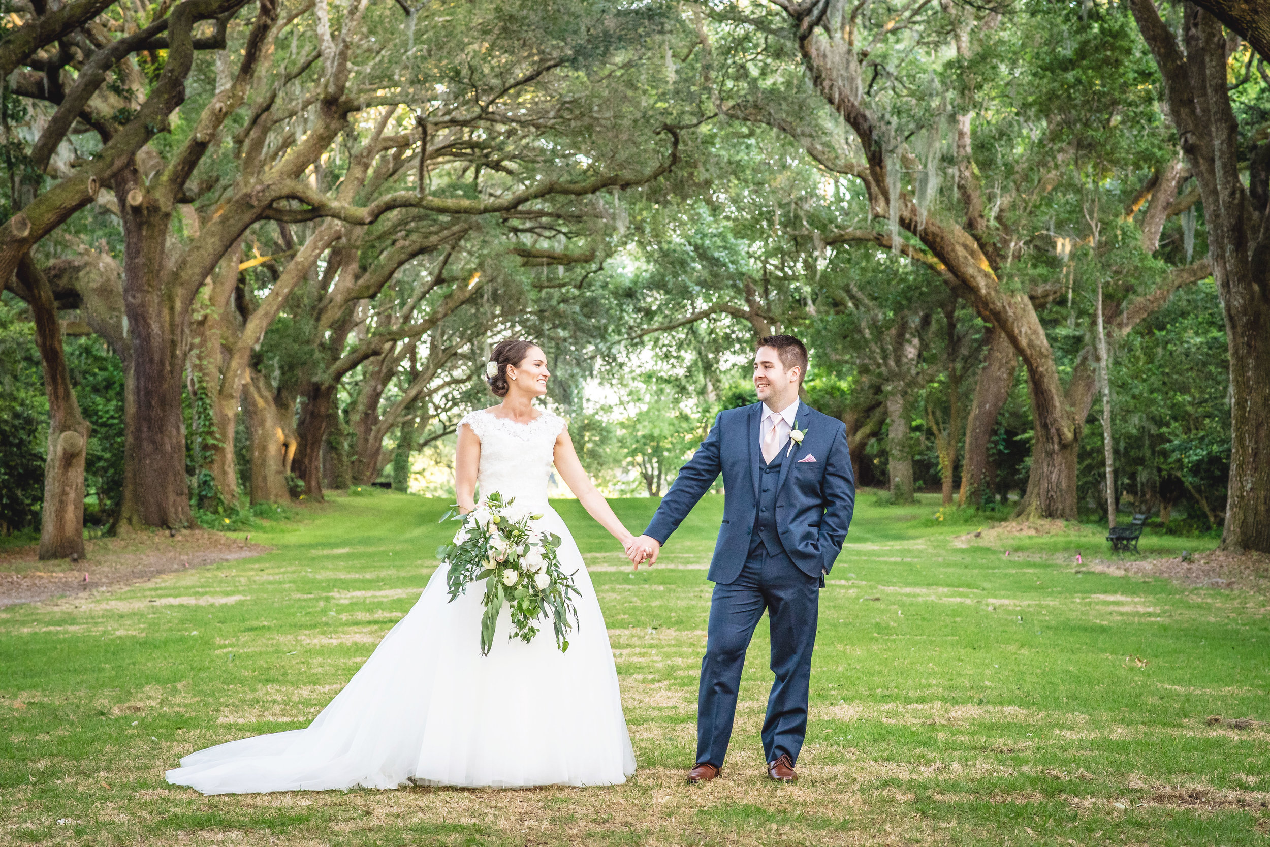 Allison + Dave: Destination Wedding at the Legare Waring House | Palmetto State Weddings