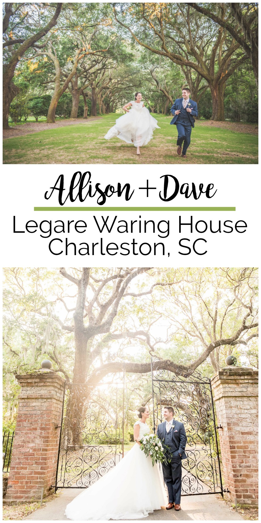 Allison + Dave: Destination Wedding at the Legare Waring House, Charleston, South Carolina | Palmetto State Weddings | Photography by High Cotton Studios