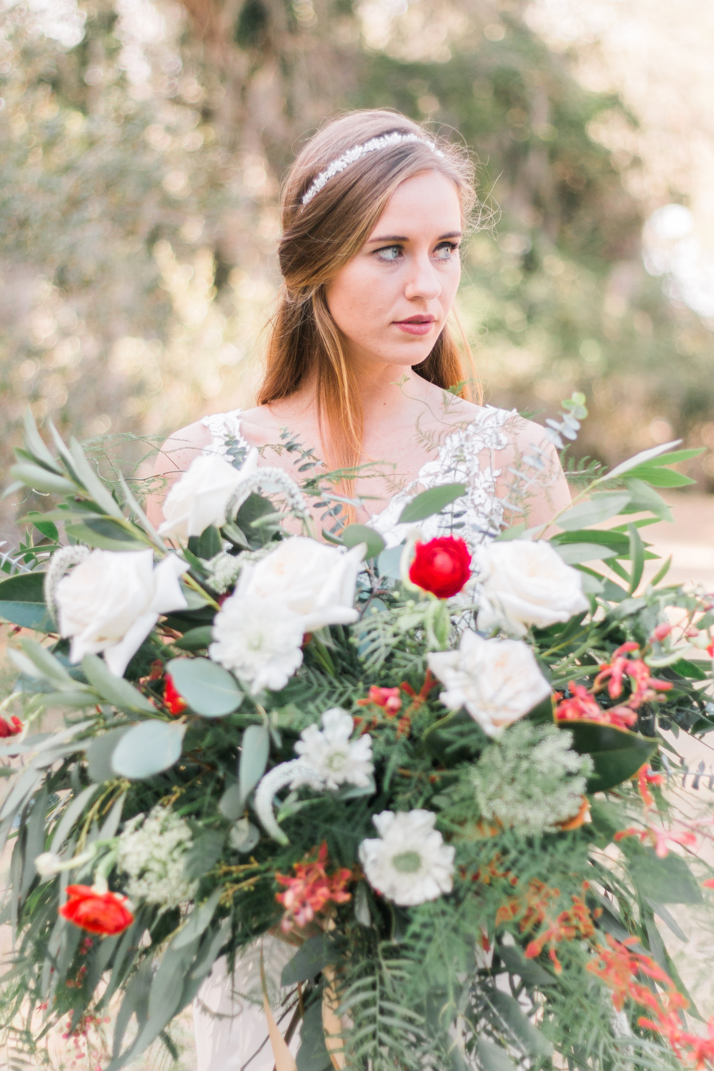 Wedding Inspiration: Vintage Romance at Huspa Plantation | Palmetto State Weddings