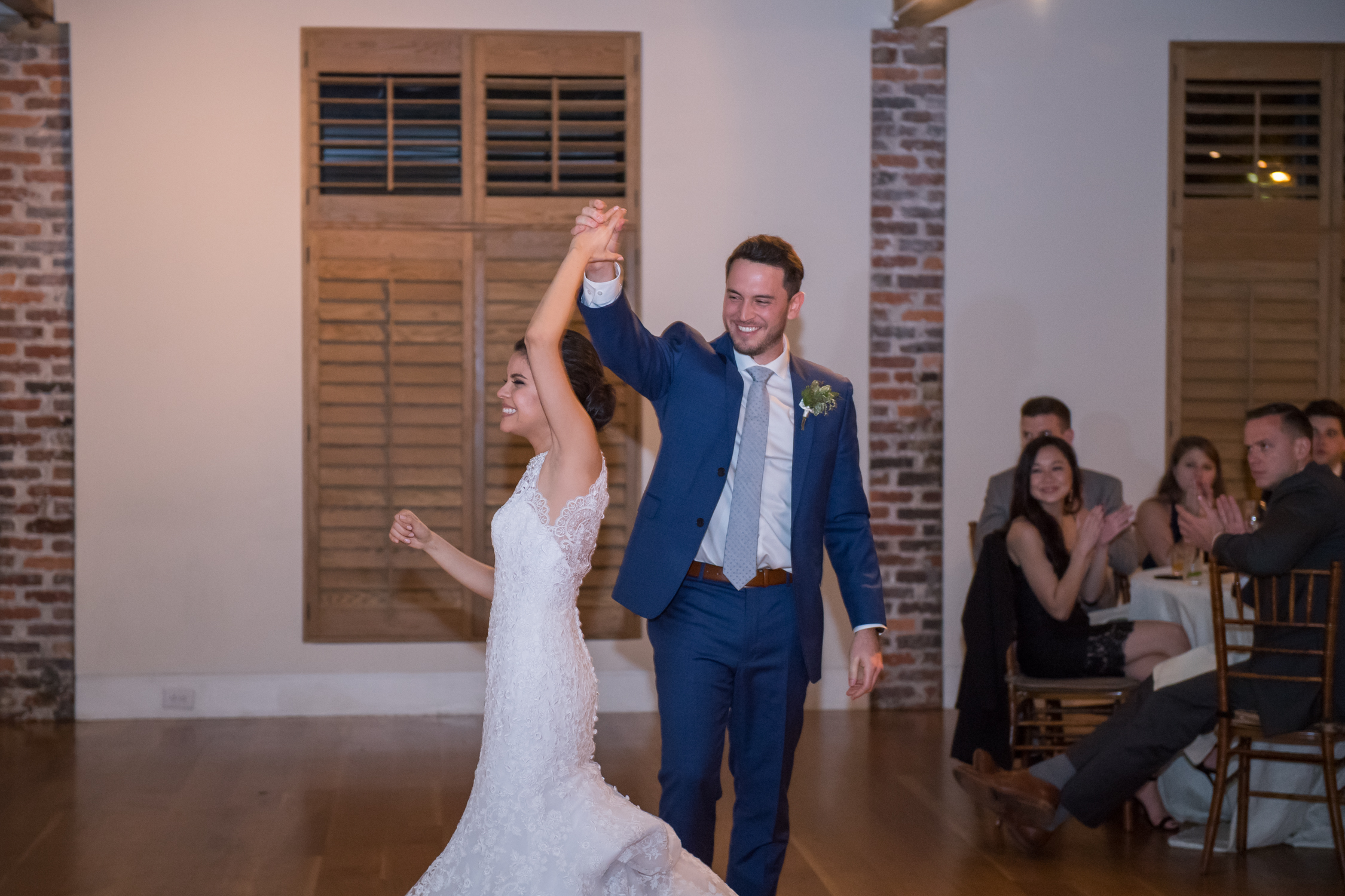Bertha + Doron: Modern Jewish Wedding at Cannon Green | Palmetto State Weddings