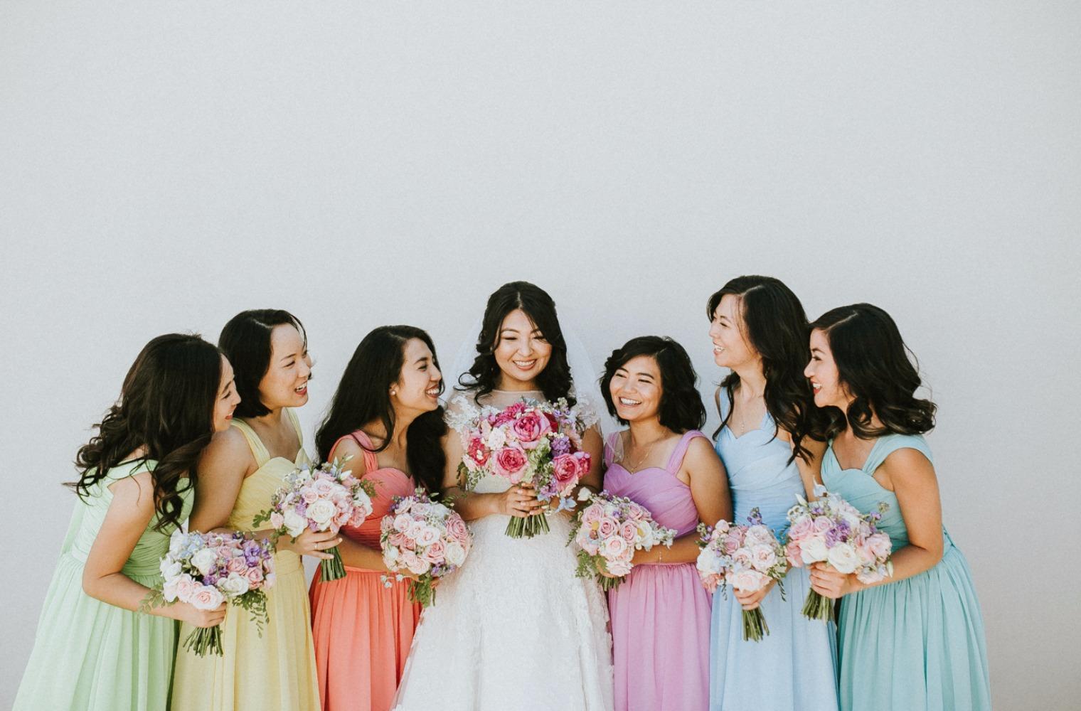 Photo by  With Love by Georgie  | via  Wedding Chicks