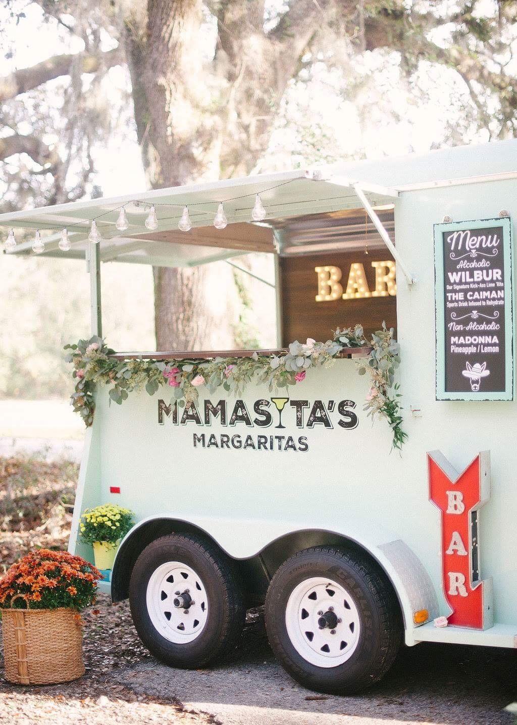 Spotlight On: Mamasita's Margaritas | Palmetto State Weddings