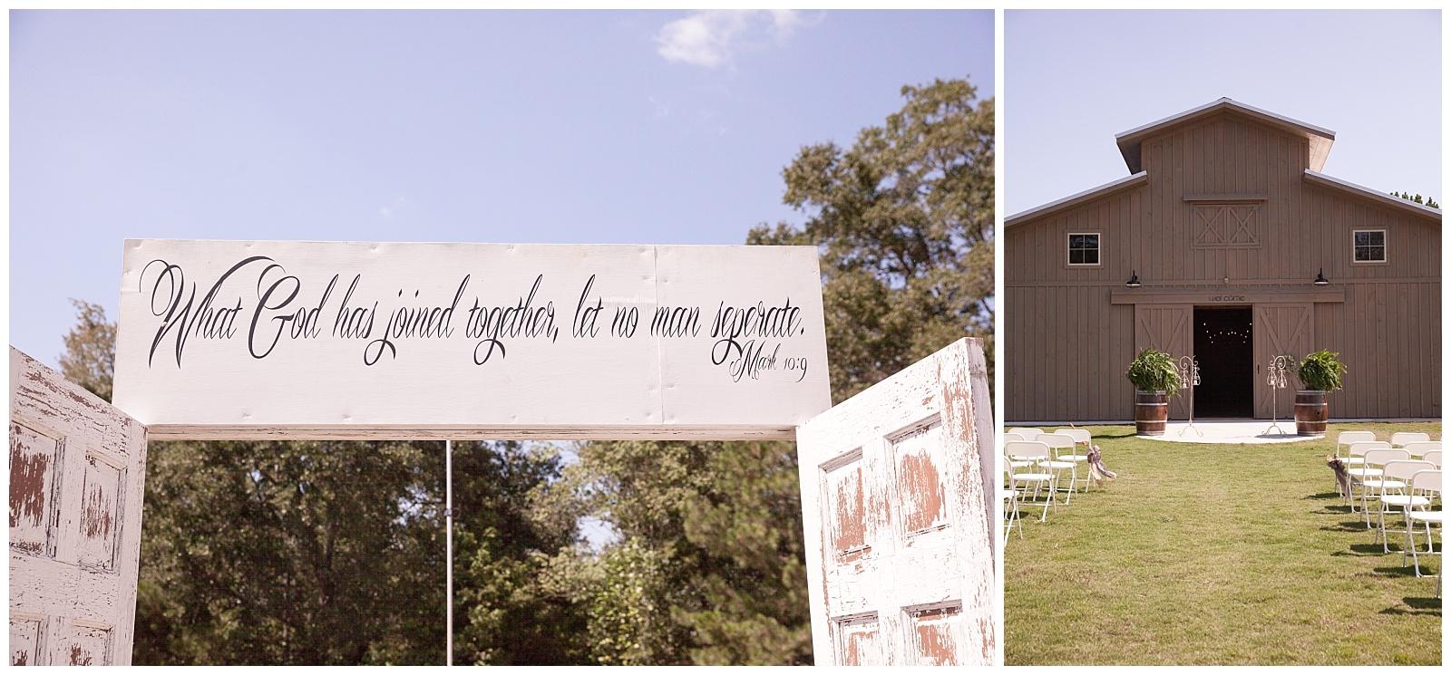 Chana + Travis: Rustic Barn Wedding at Forevermore Farm | Palmetto State Weddings