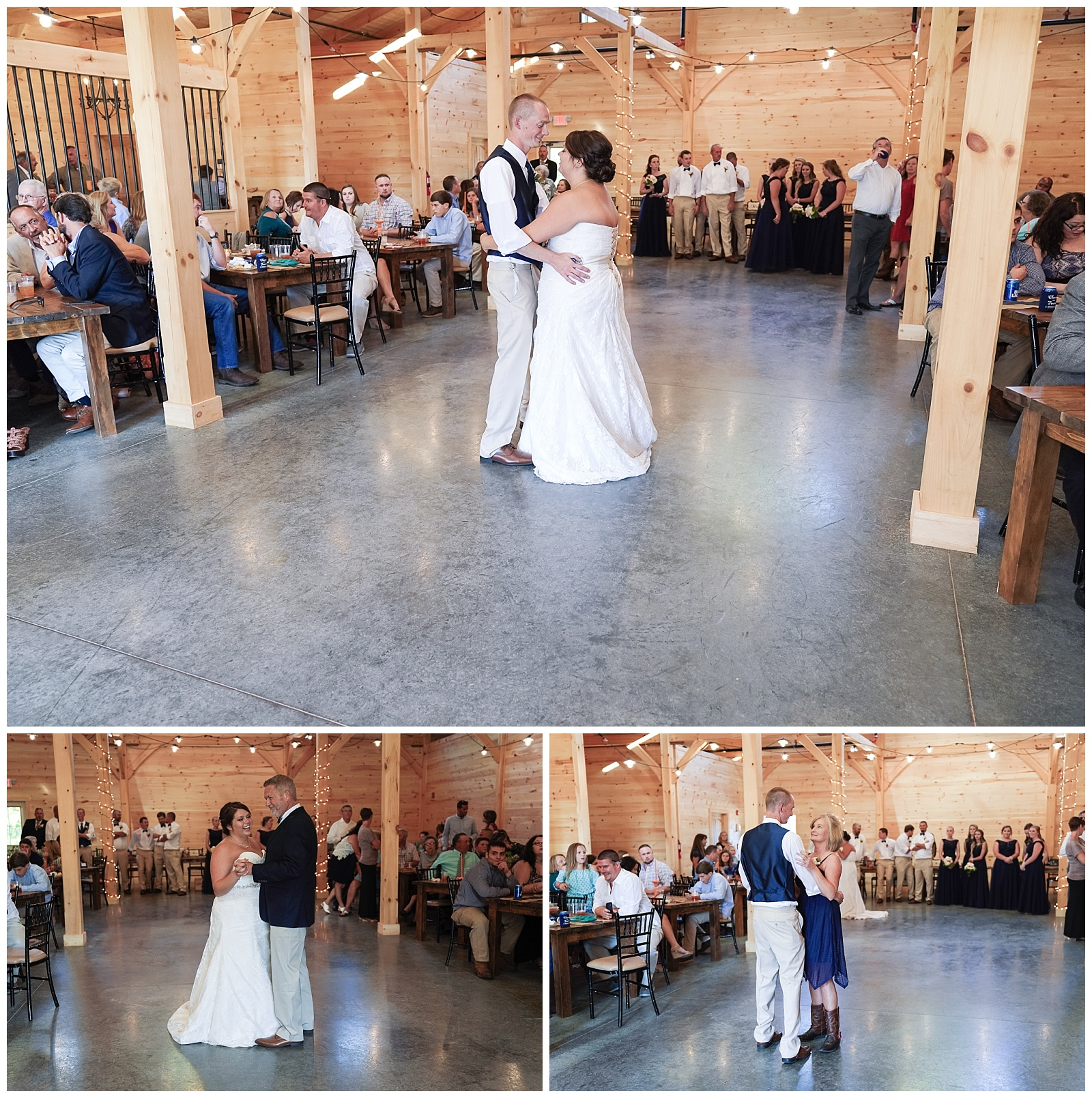 Chana + Travis: Rustic Barn Wedding at Forevermore Farm | Palmetto State Weddings`1