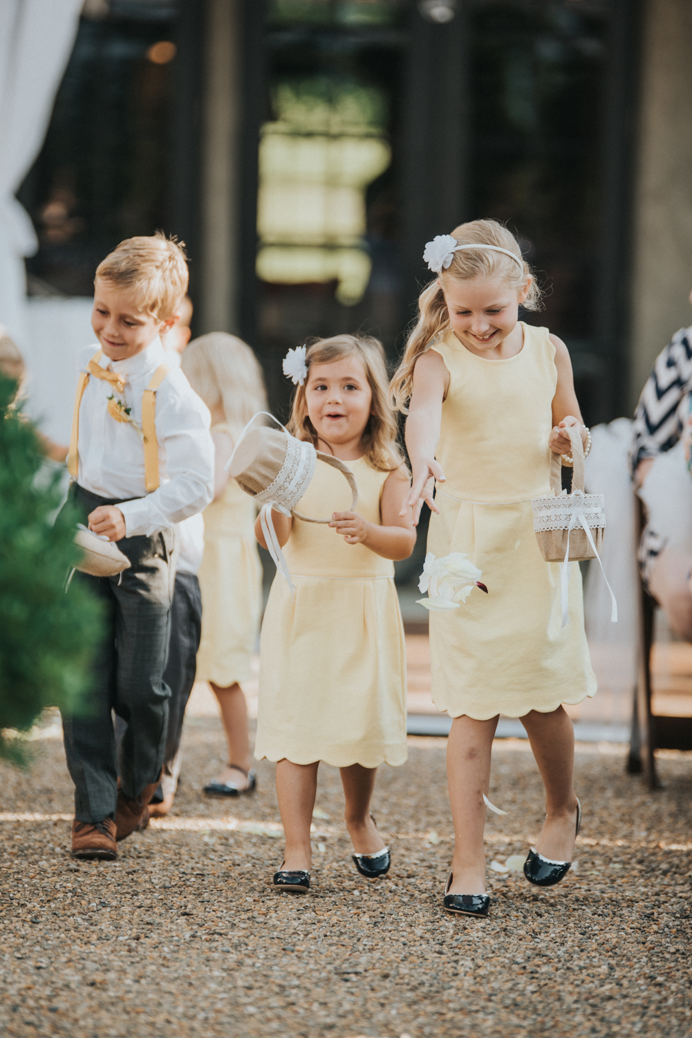 Alix + Ryan: Outdoor Greenville Wedding at Hotel Domestique | Palmetto State Weddings