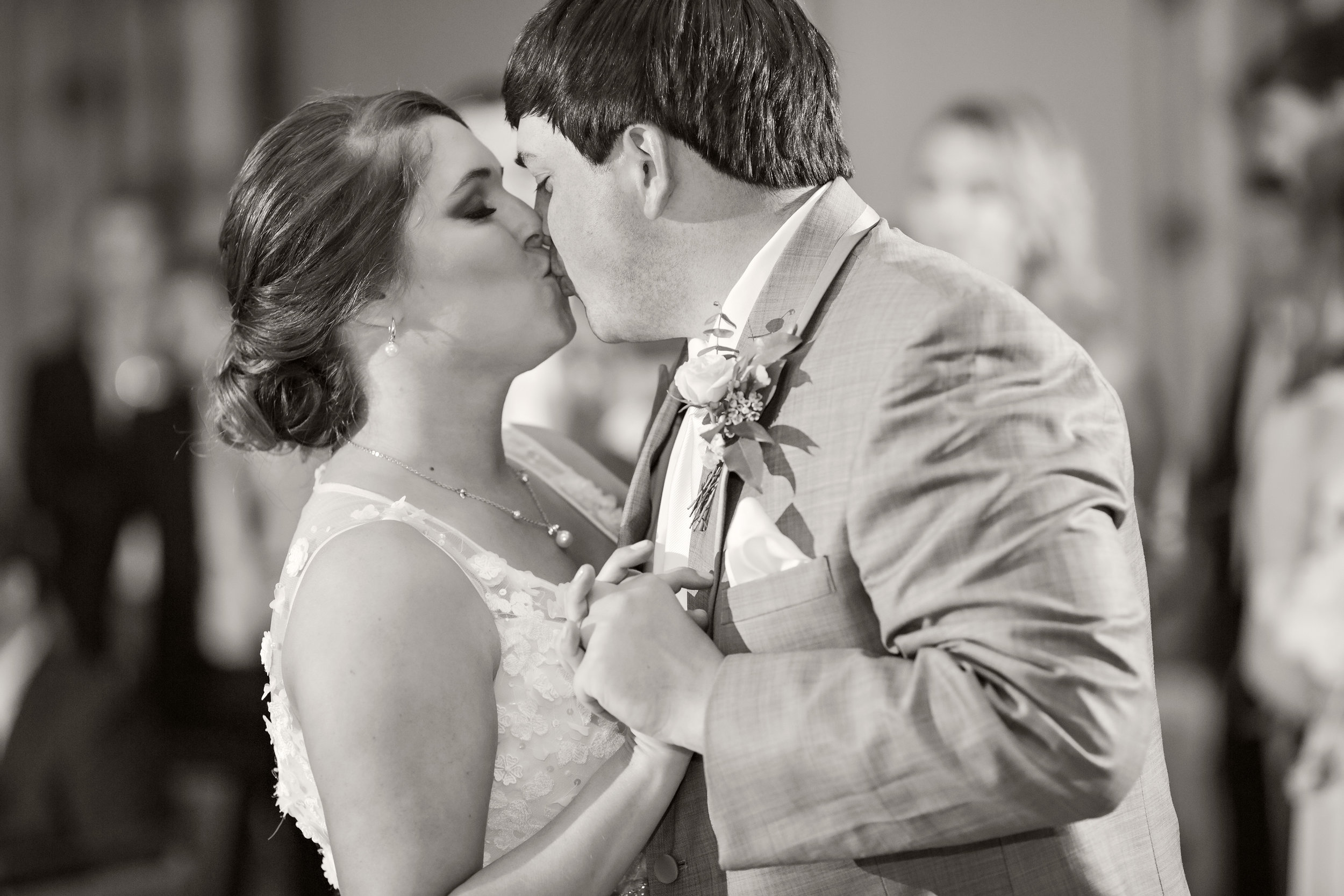 Katie + Nick: the Greenville Wedding that Launched a Career | Palmetto State Weddings