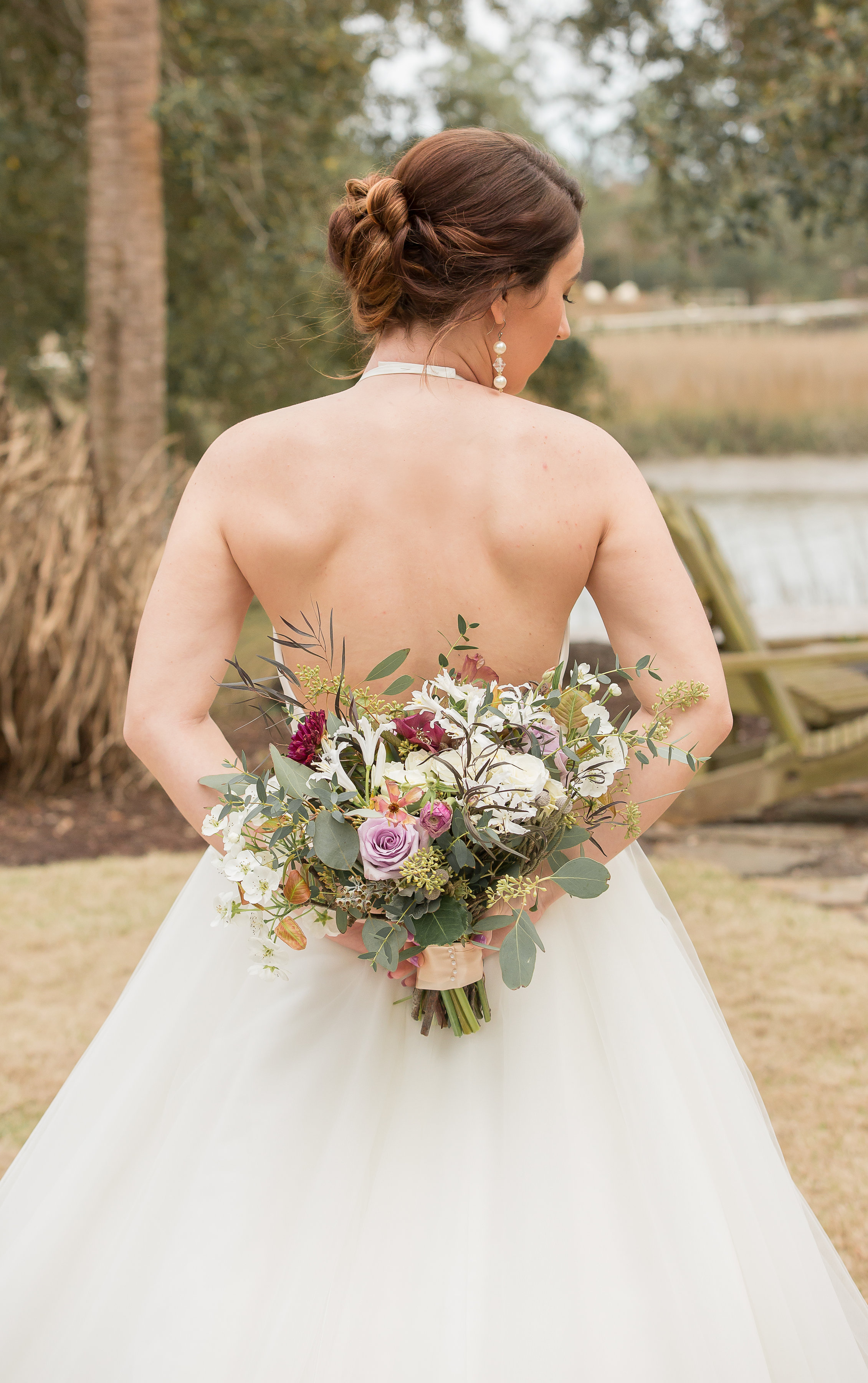 Wedding Inspiration: Vintage Bridal Charm in Charleston | Palmetto State Weddings