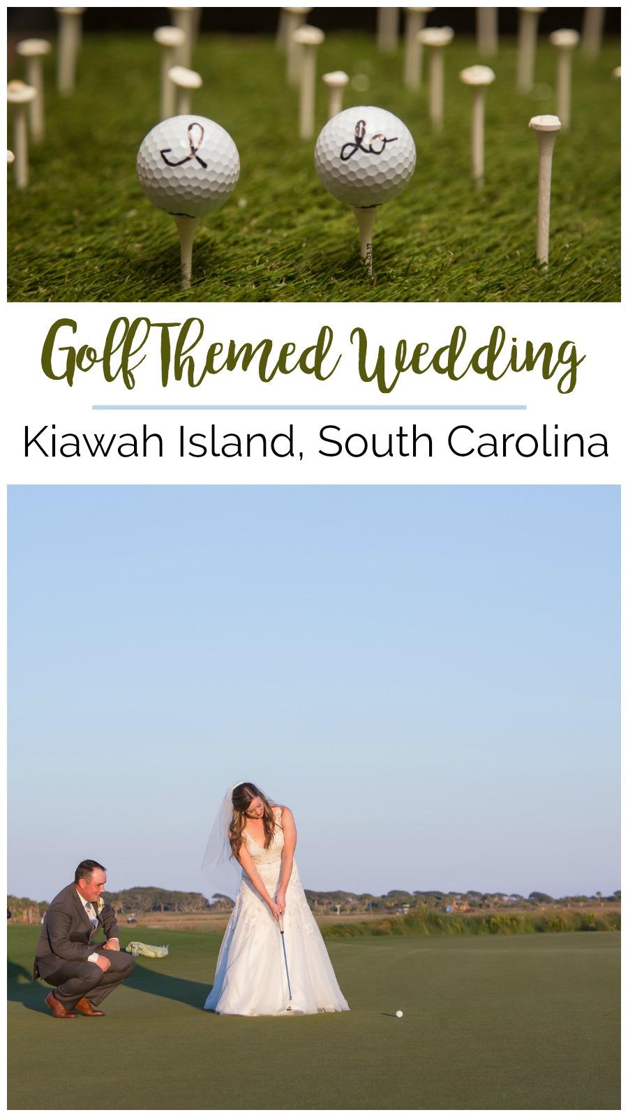 Lauren + Brandon: Golf-Themed Kiawah Island Wedding, Kiawah Island Resort, South Carolina | Palmetto State Weddings } MCG Photography