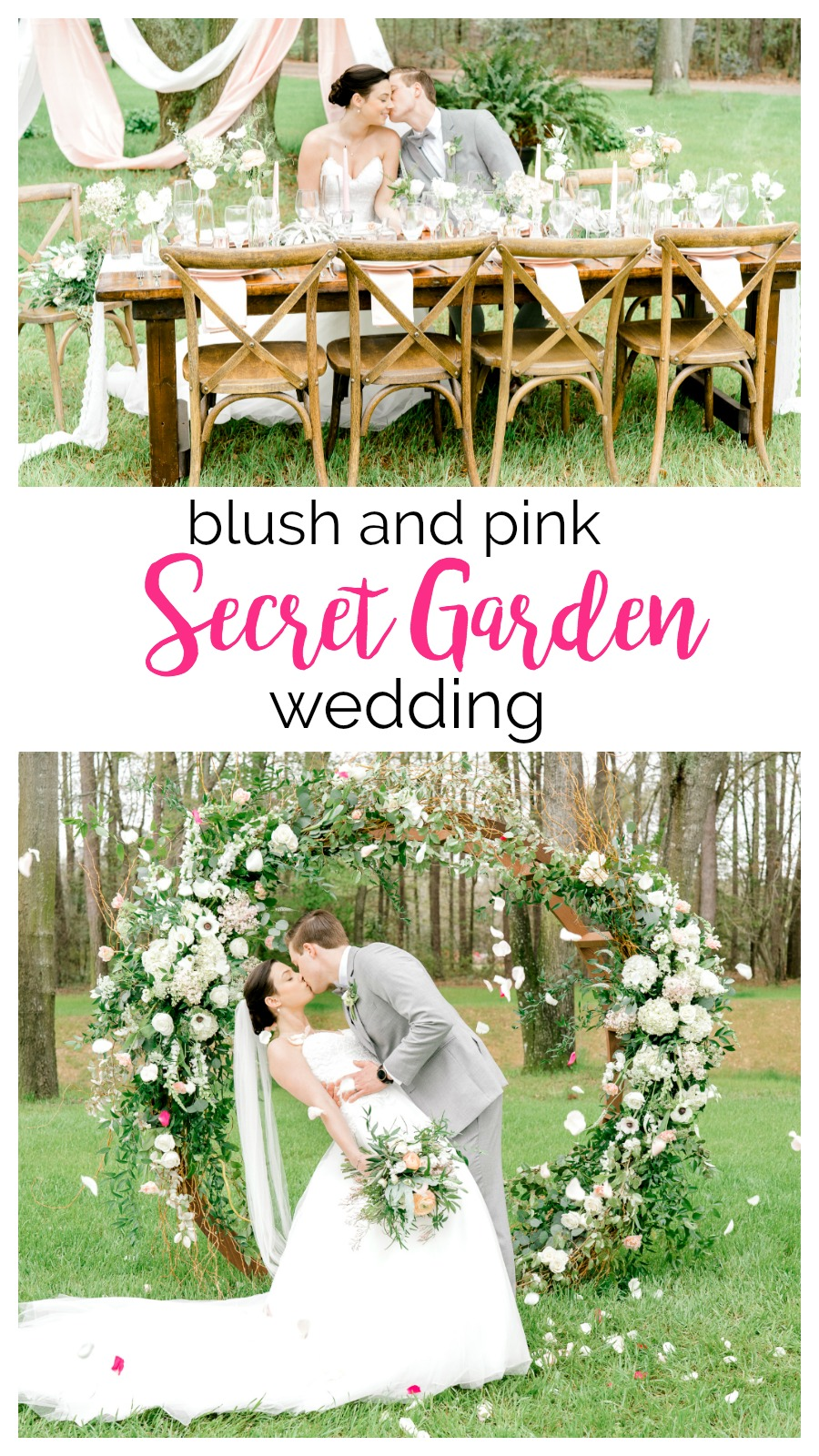 Wedding Inspiration: Secret Garden Wedding Styled Shoot | Palmetto State Weddings | Emma Lili Photography