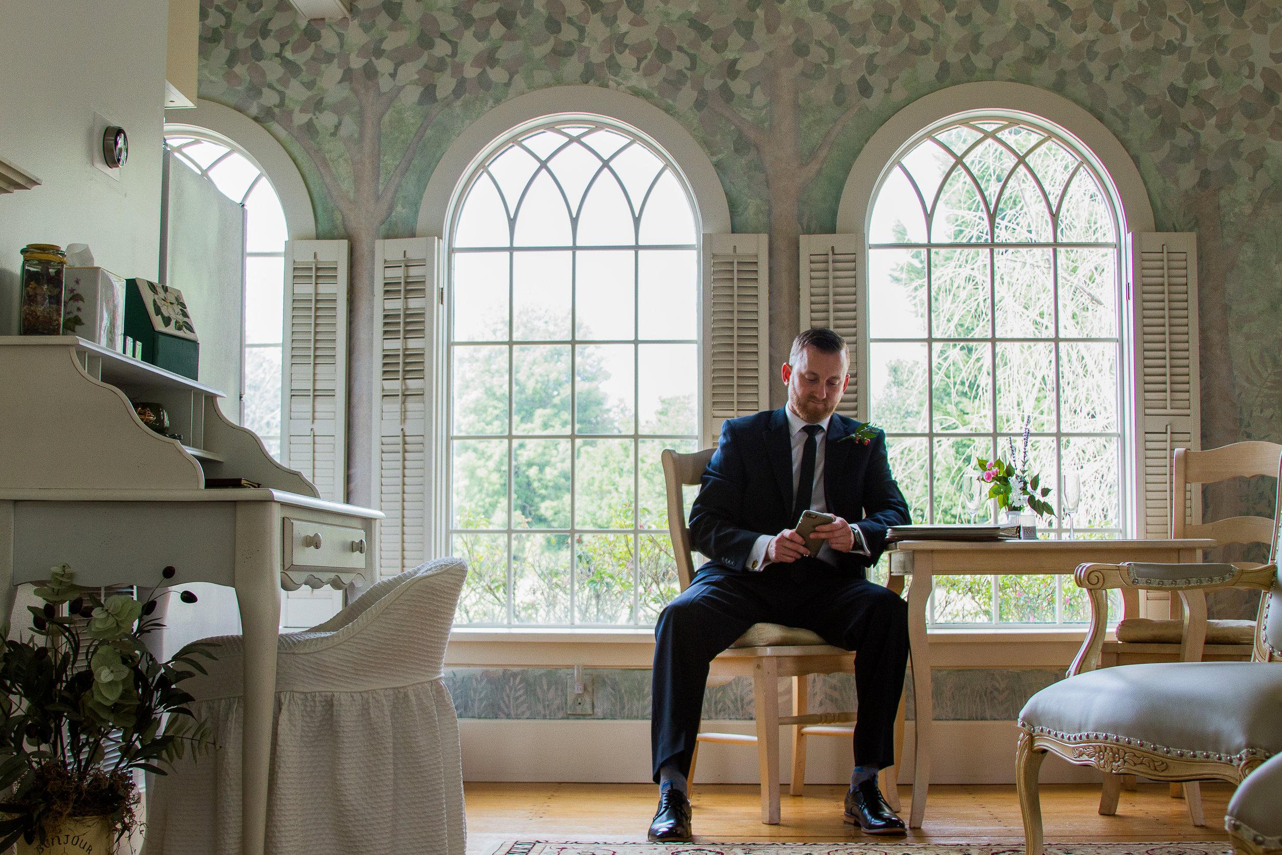 Wedding Inspiration: Elopement at Red Horse Inn, Landrum, South Carolina | Palmetto State Weddings