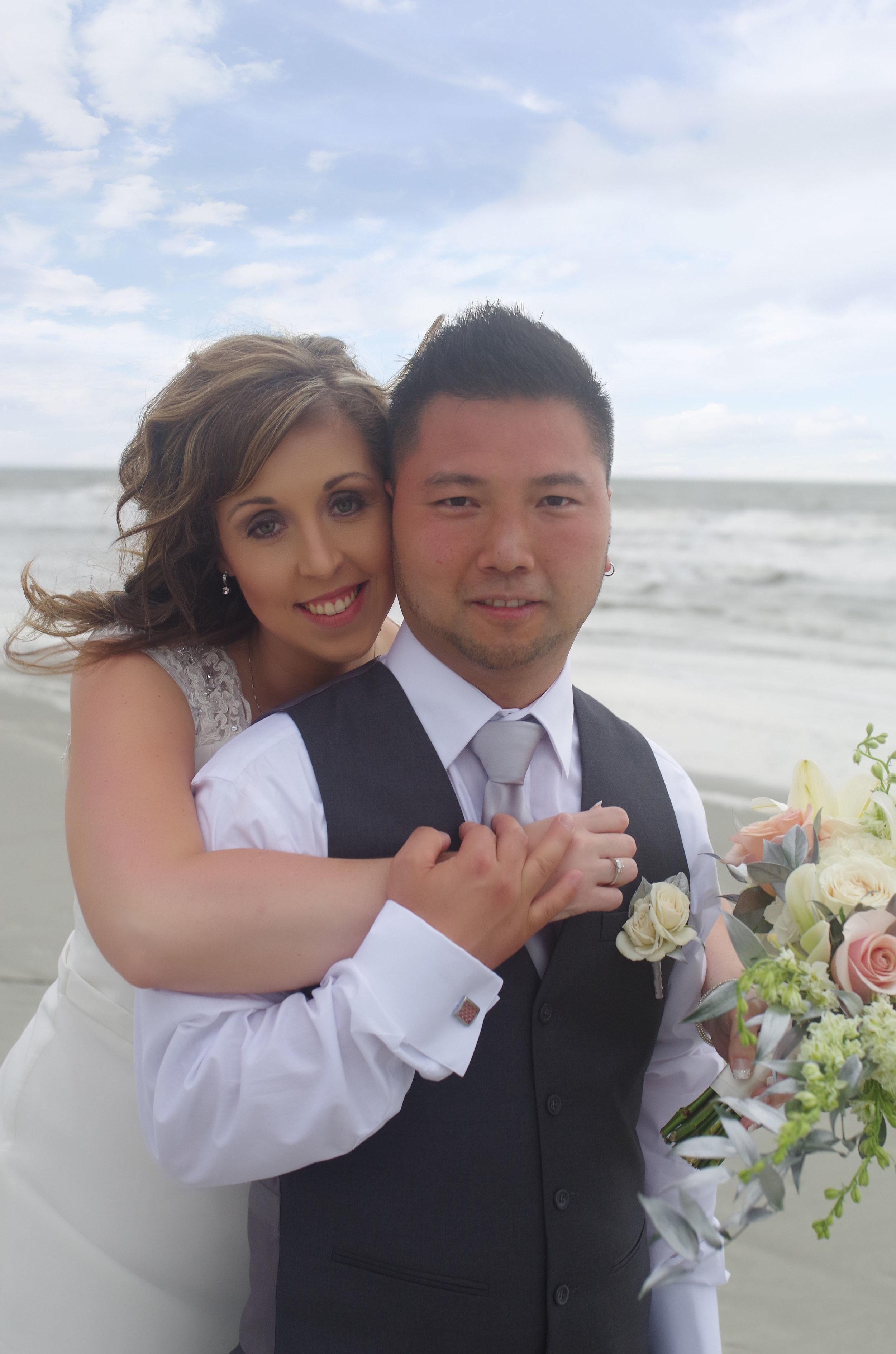 Katie + Eric: Destination Oceanfront Wedding on Hilton Head Island | Palmetto State Weddings