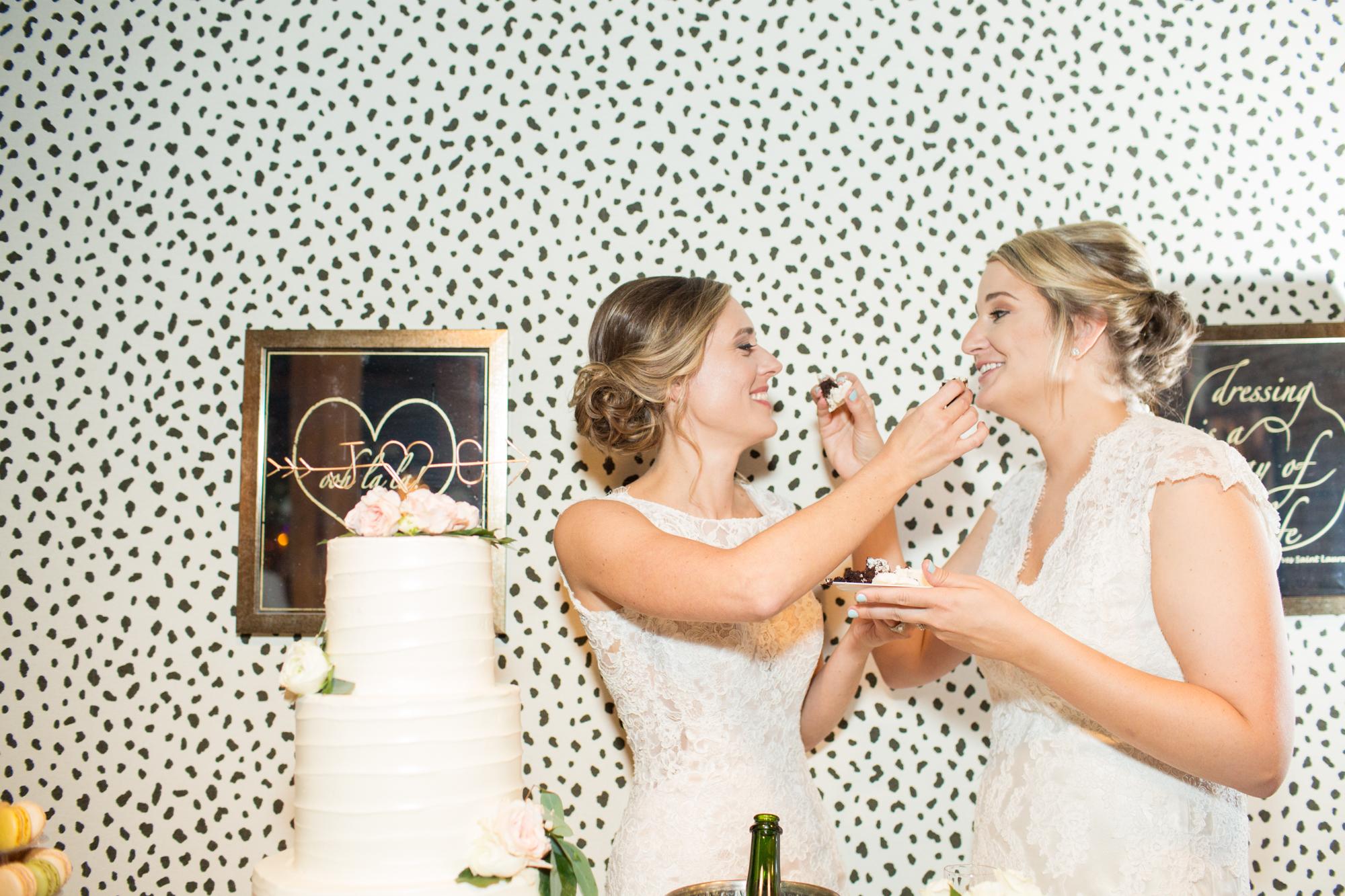 Jessa + Christina: Historic Wedding in Shandon | Palmetto State Weddings