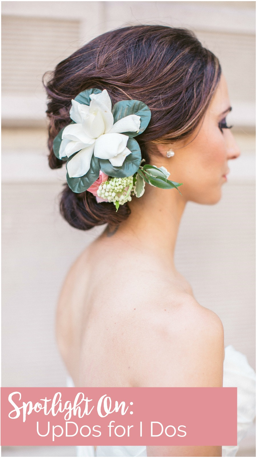 Spotlight On: UpDos for I Dos | Palmetto State Weddings | wedding day hair and makeup | South Carolina wedding hair stylist