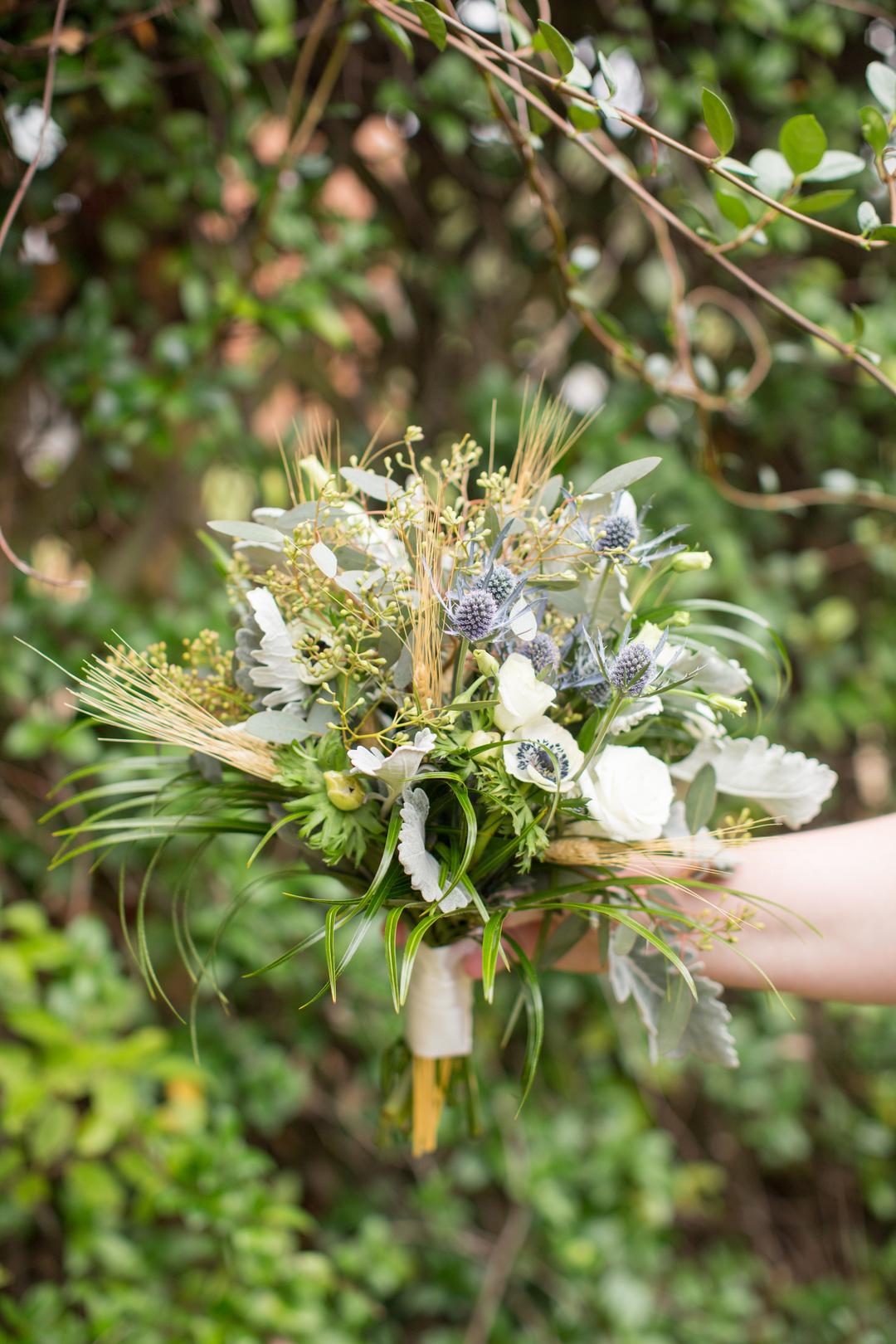 Erica + Will: Southern Backyard Wedding in Newberry, South Carolina | Palmetto State Weddings