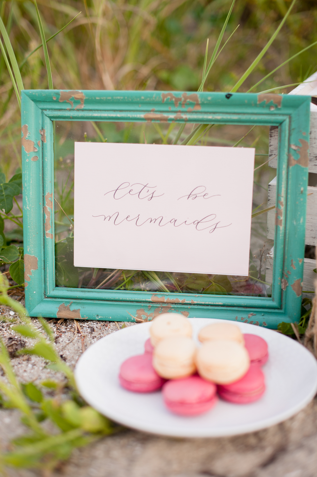 Brittany's Surprise Bridal Brunch + Beach Bridal Portraits | Palmetto State Weddings
