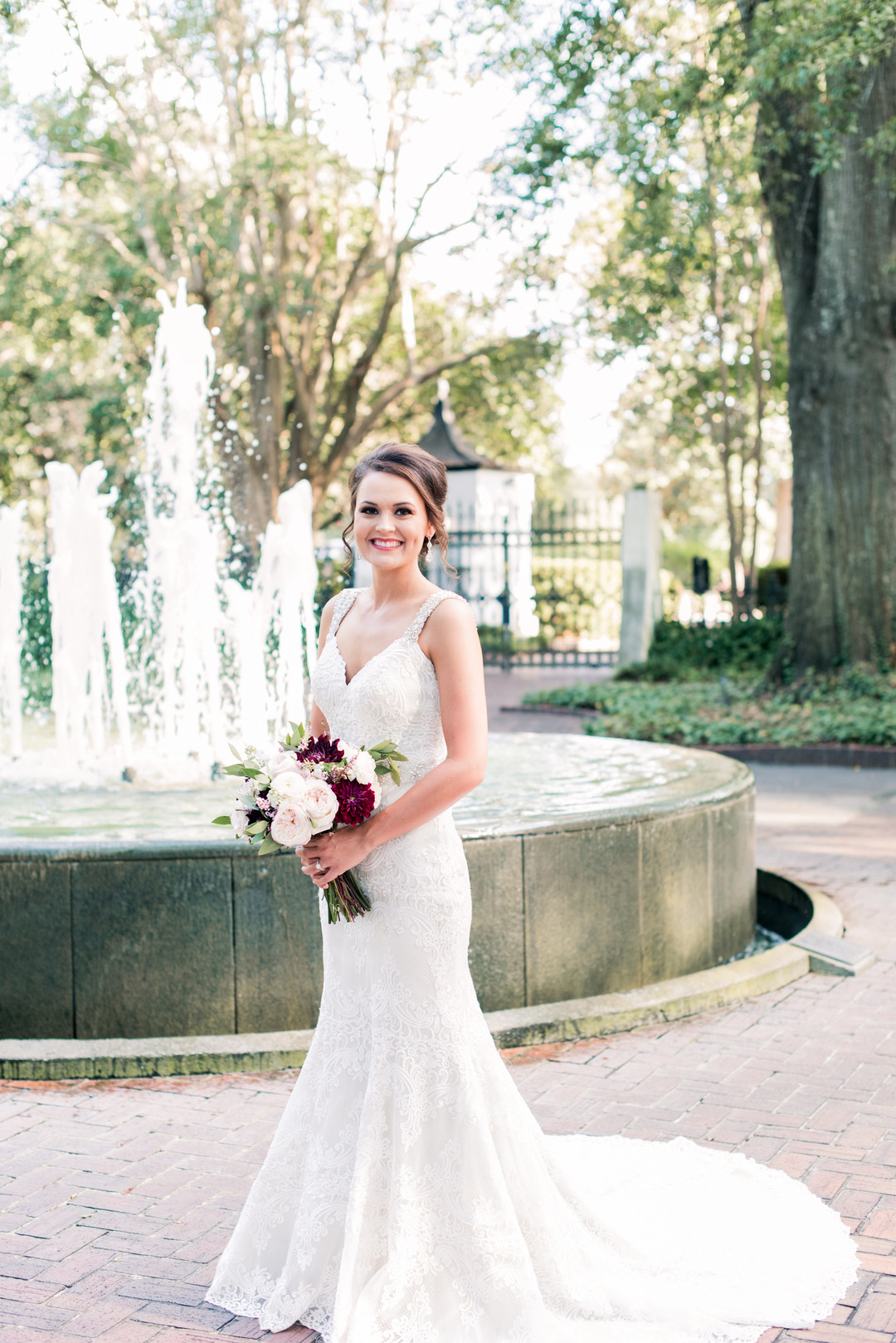 Shayla's Bridal Session at the Lace House, Columbia, South Carolina | Palmetto State Weddings