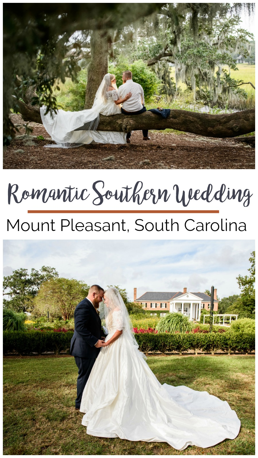 Jillian and Bill: Dreamy Boone Hall Plantation Wedding, Mount Pleasant, South Carolina | Palmetto State Weddings | f8 photo studio | southern wedding inspiration | Charleston wedding venues