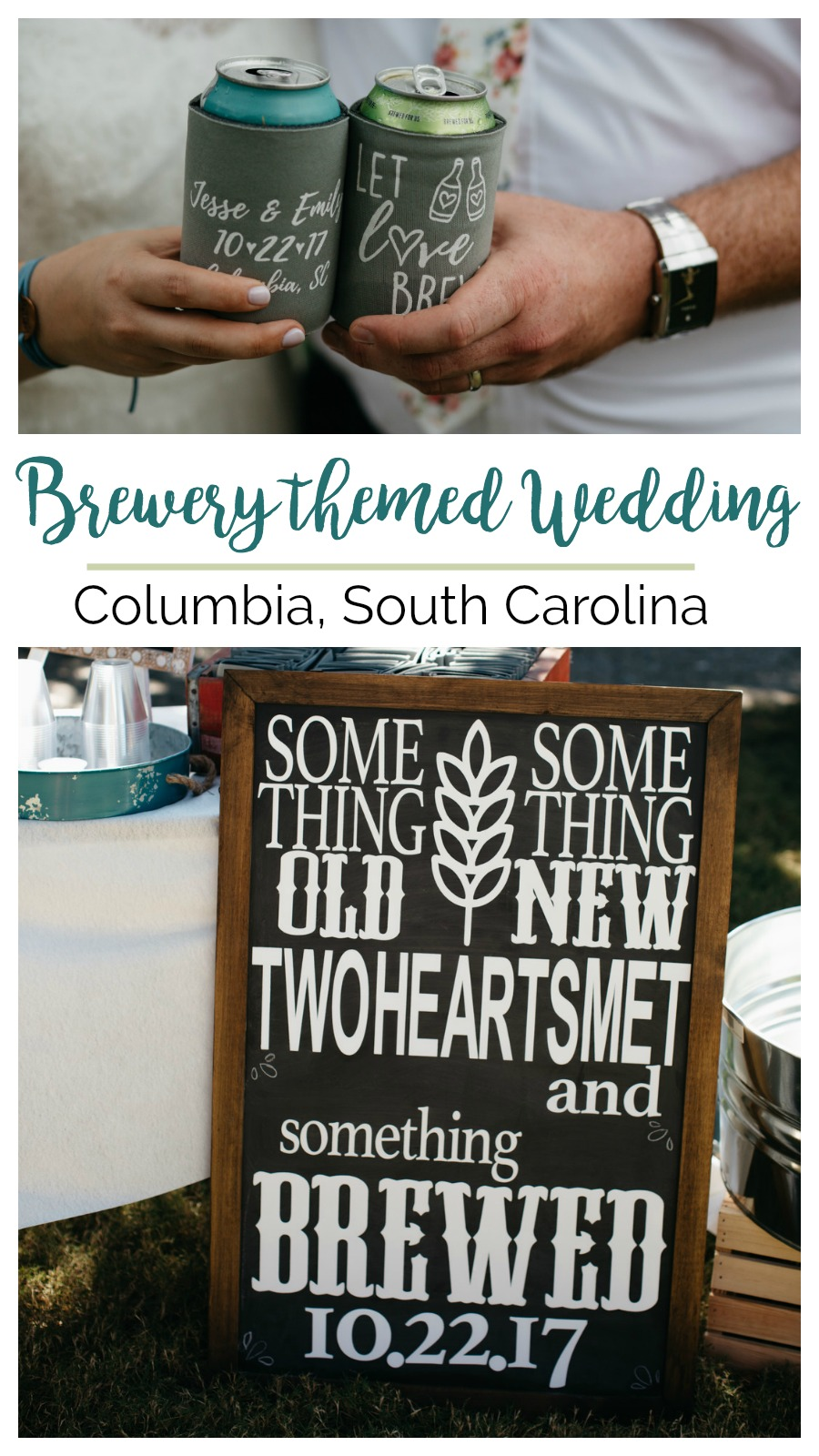 Emily + Jesse: Craft Brewery Wedding at the Seibels House, Columbia, SC | Palmetto State Weddings | Alexis Schwallier Photography