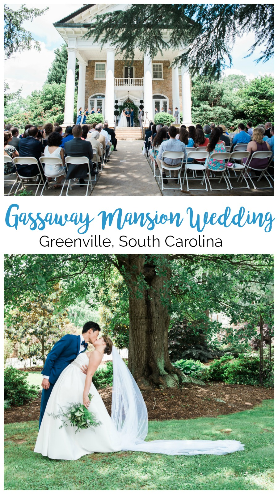 Meredith and Jonathan: Gassaway Mansion Wedding with Brunch Reception | Palmetto State Weddings | Jennifer Anderson Photography | Korean wedding inspiration | Greenville South Carolina wedding venue