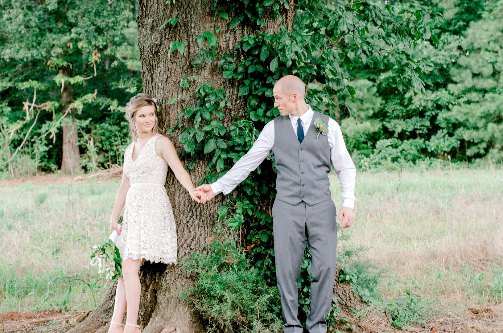 Sunflower Farm Wedding + Surprise Vow Renewal   Palmetto State Weddings