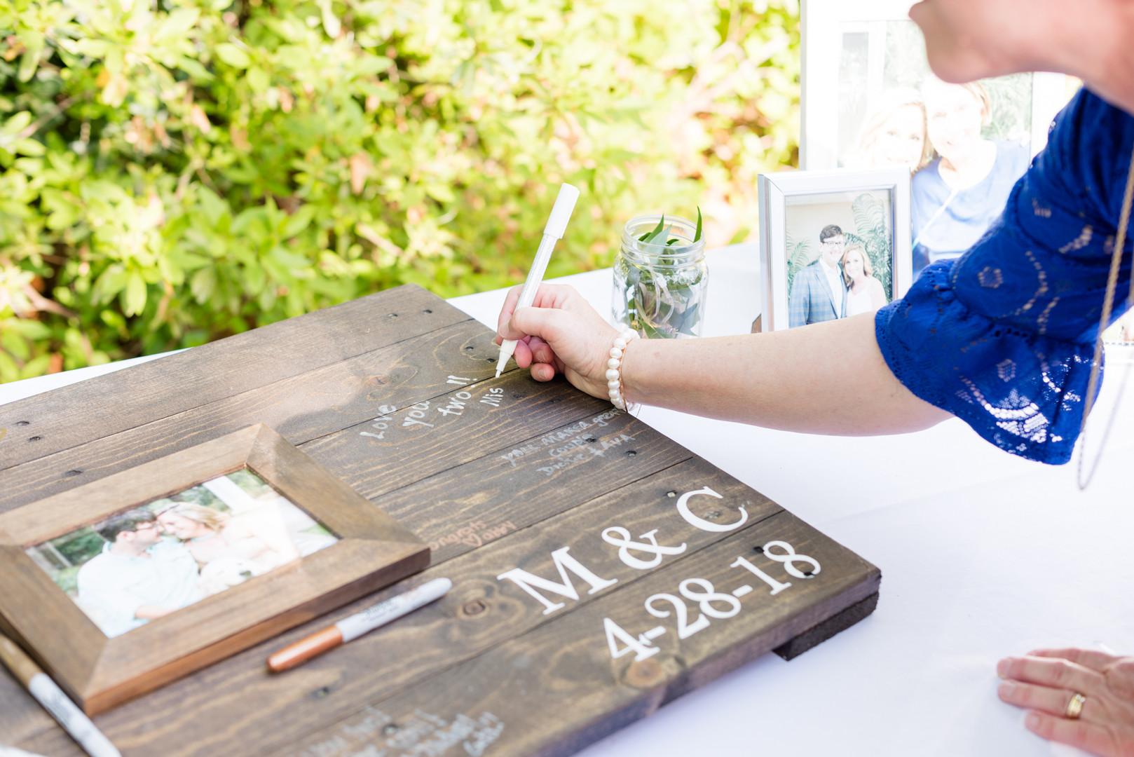 Claibourne + Matt: Poignant Kalmia Gardens Wedding, Hartsville, South Carolina   Palmetto State Weddings