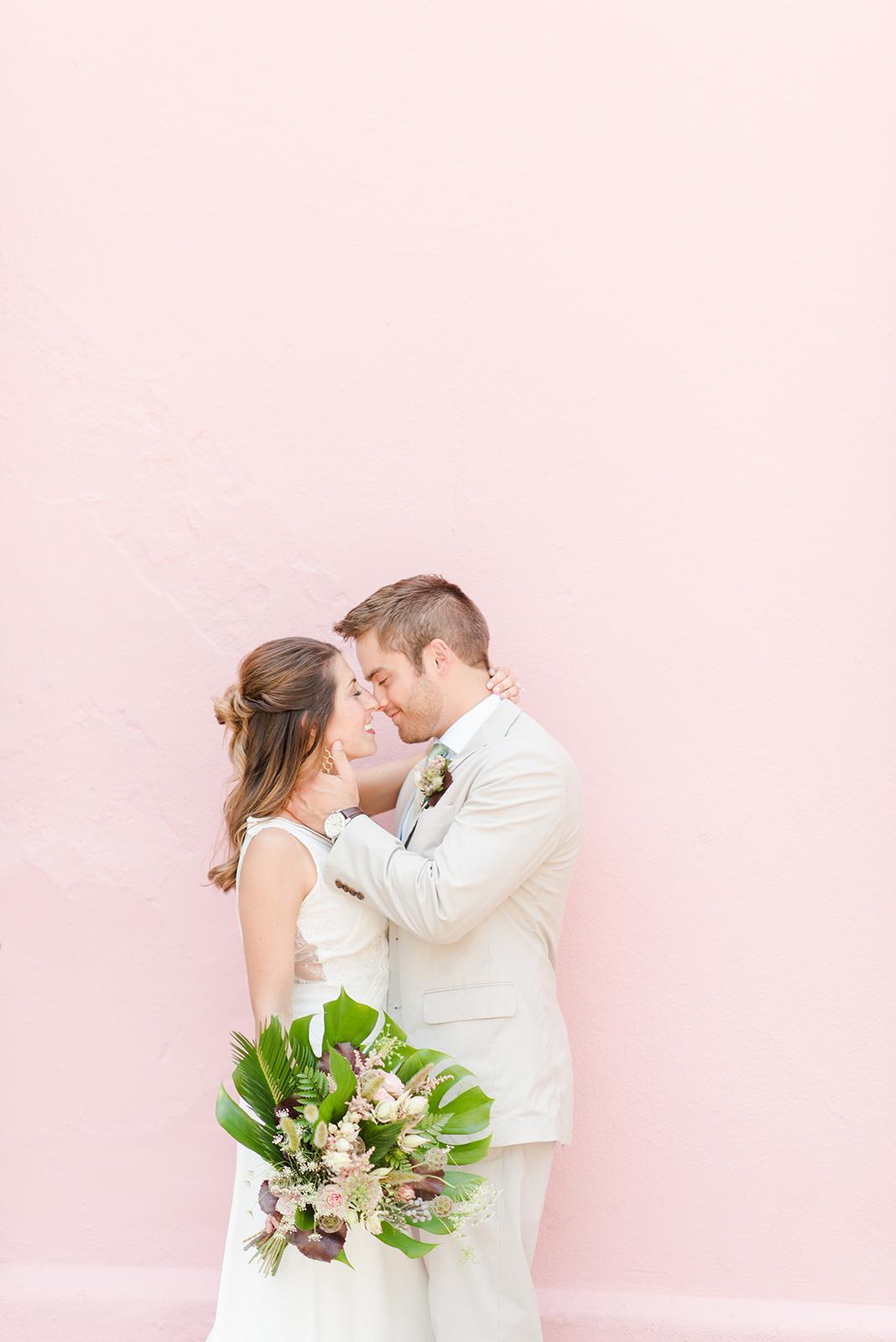 Pastel Romance Styled Shoot at Society Hall, Charleston, South Carolina | Palmetto State Weddings
