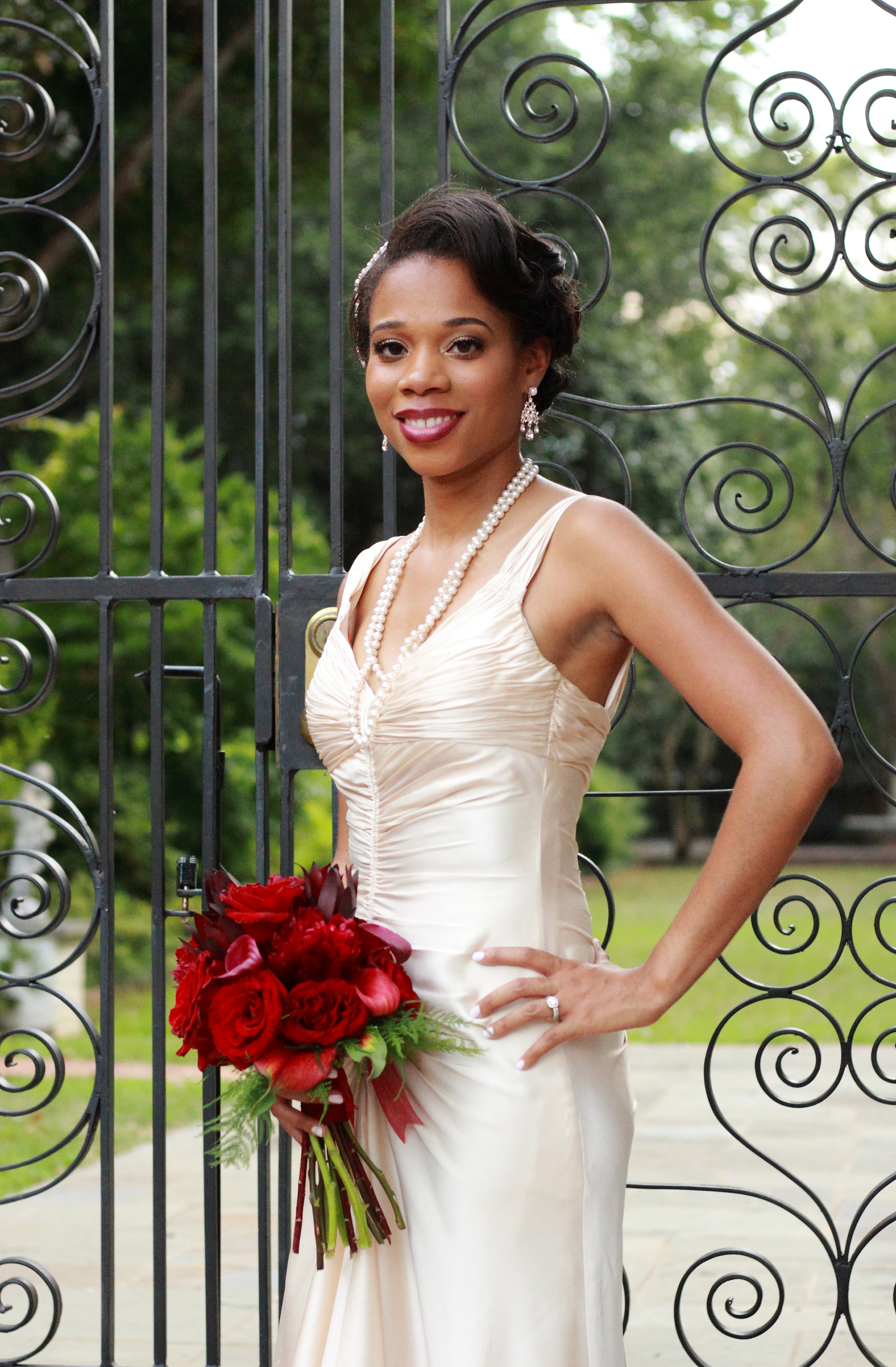 Burgundy and Navy Southern Renaissance Styled Shoot at the Lace House | Palmetto State Weddings