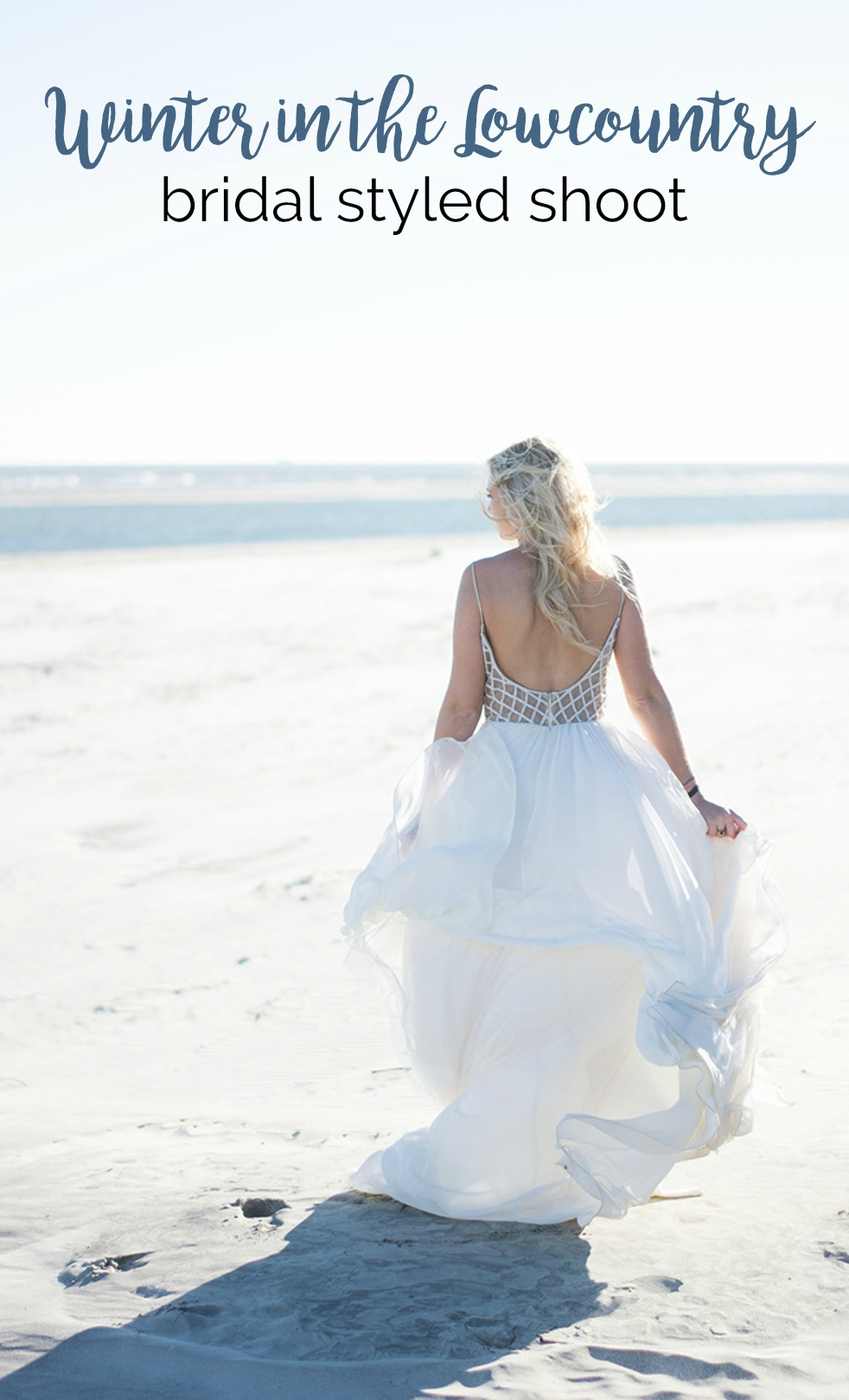 Winter in the Lowcountry Bridal Styled Shoot | Palmetto State Weddings | Kelsey Haim Photography | Charleston winter wedding inspiration | beach wedding inspiration