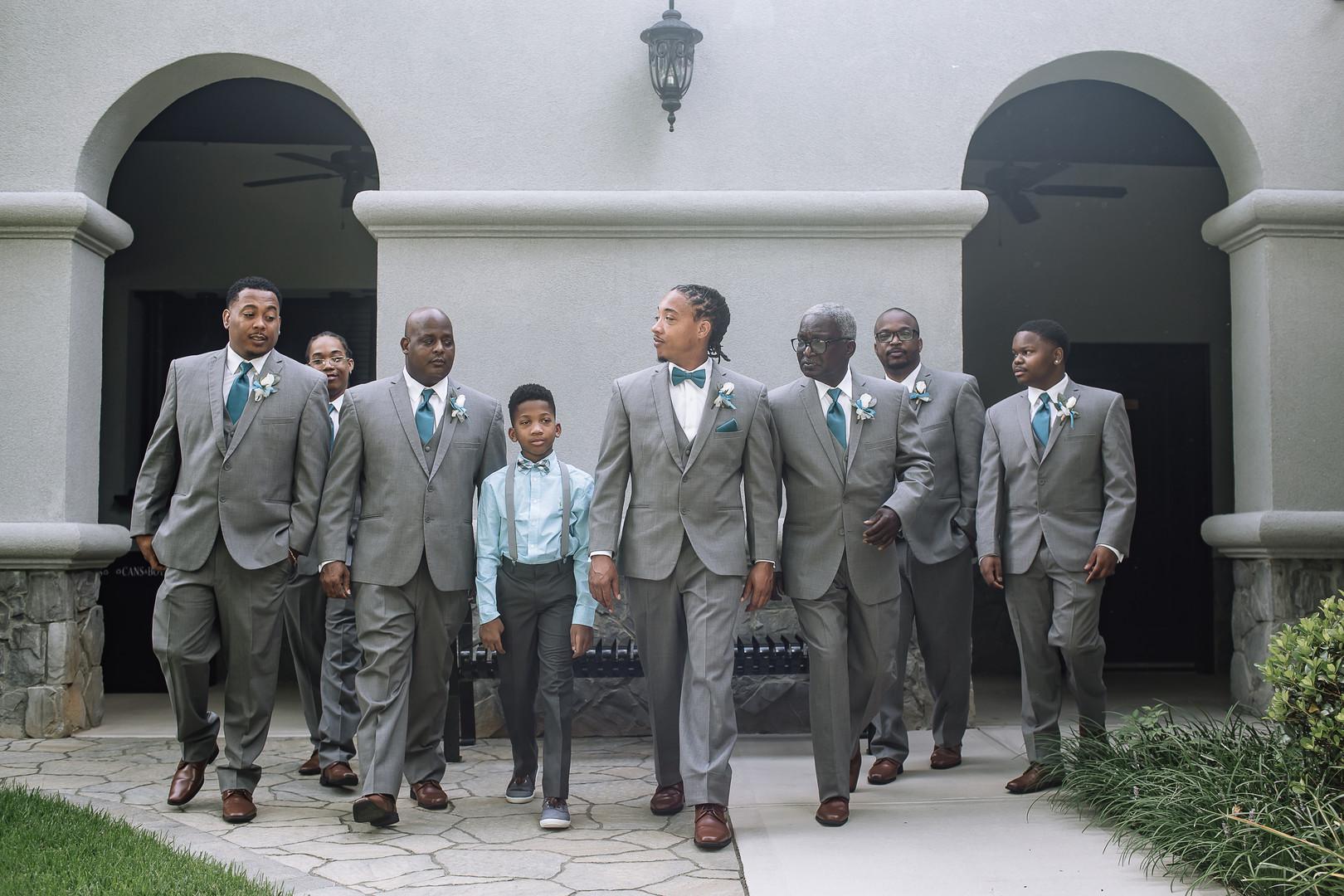 Venah + Louis: Joyous Blended Family Wedding at Breakfield at Riverwalk   Palmetto State Weddings