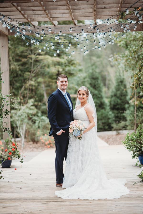 Paige + Derek: Fun-filled Rock Bottom Pond Wedding, Columbia, SC