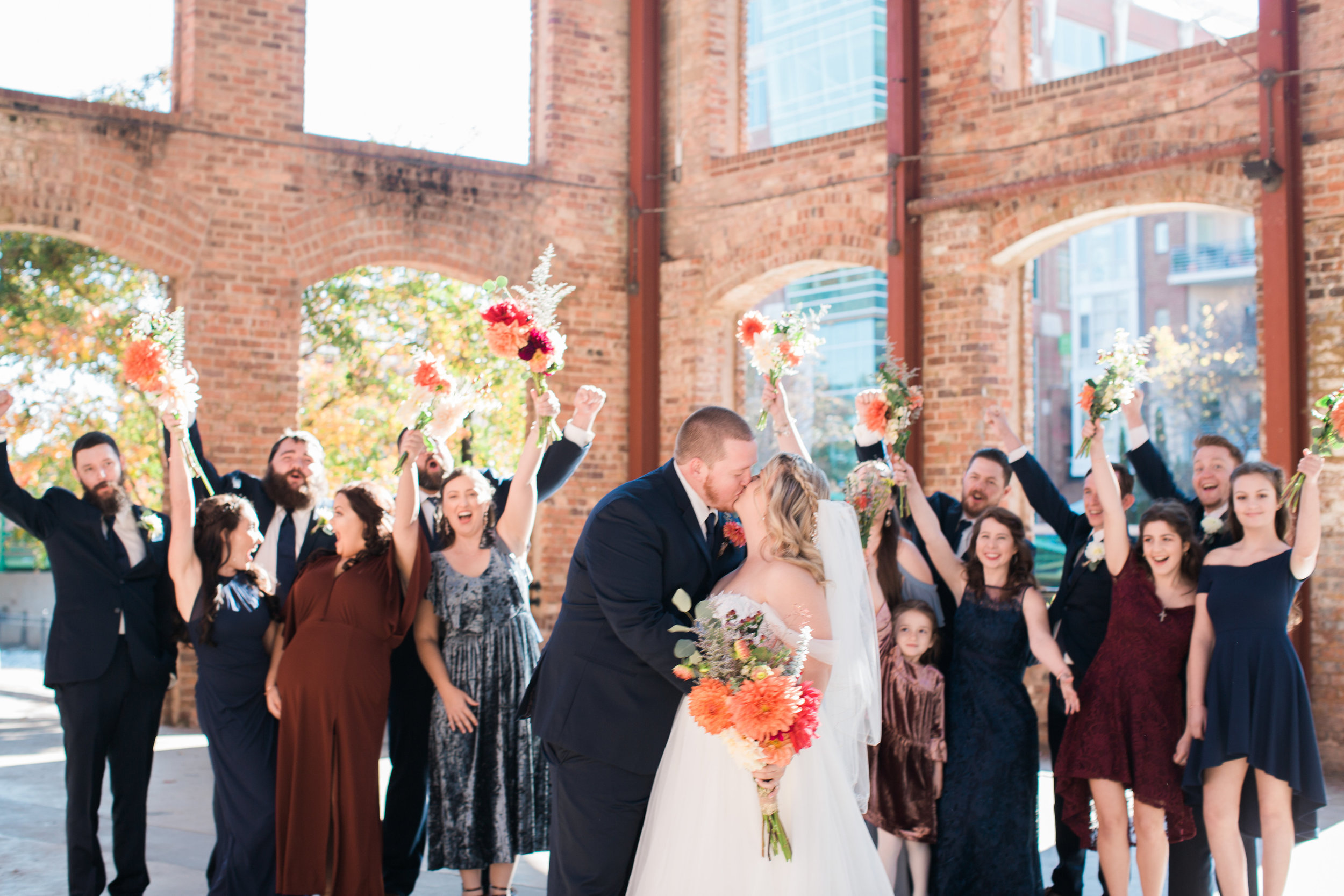 Ashlyn + Matt: Stunning Pretty Place Wedding in Upstate South Carolina | Palmetto State Weddings