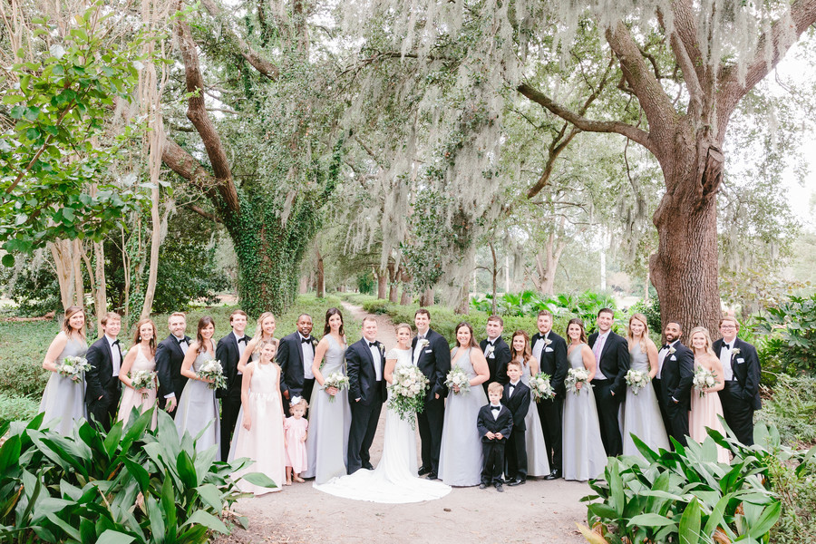 Jean + John: Baby Blue Country Club of Charleston Wedding | Palmetto State Weddings