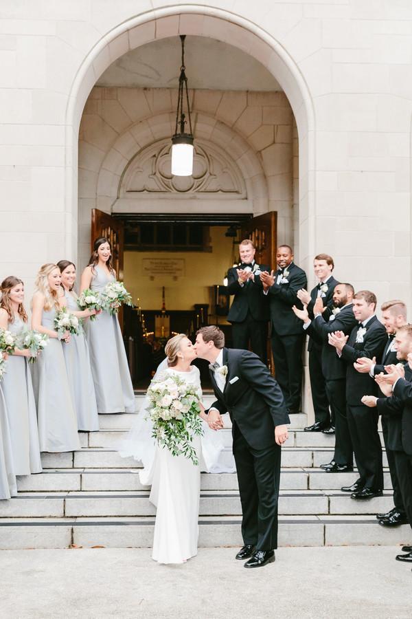 Jean + John: Baby Blue Country Club of Charleston Wedding   Palmetto State Weddings