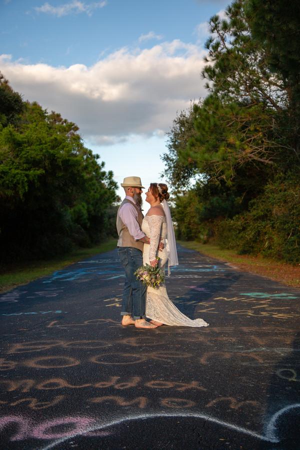 Jennifer + Scott: Charleston Vow Renewal on Folly Beach | Palmetto State Weddings